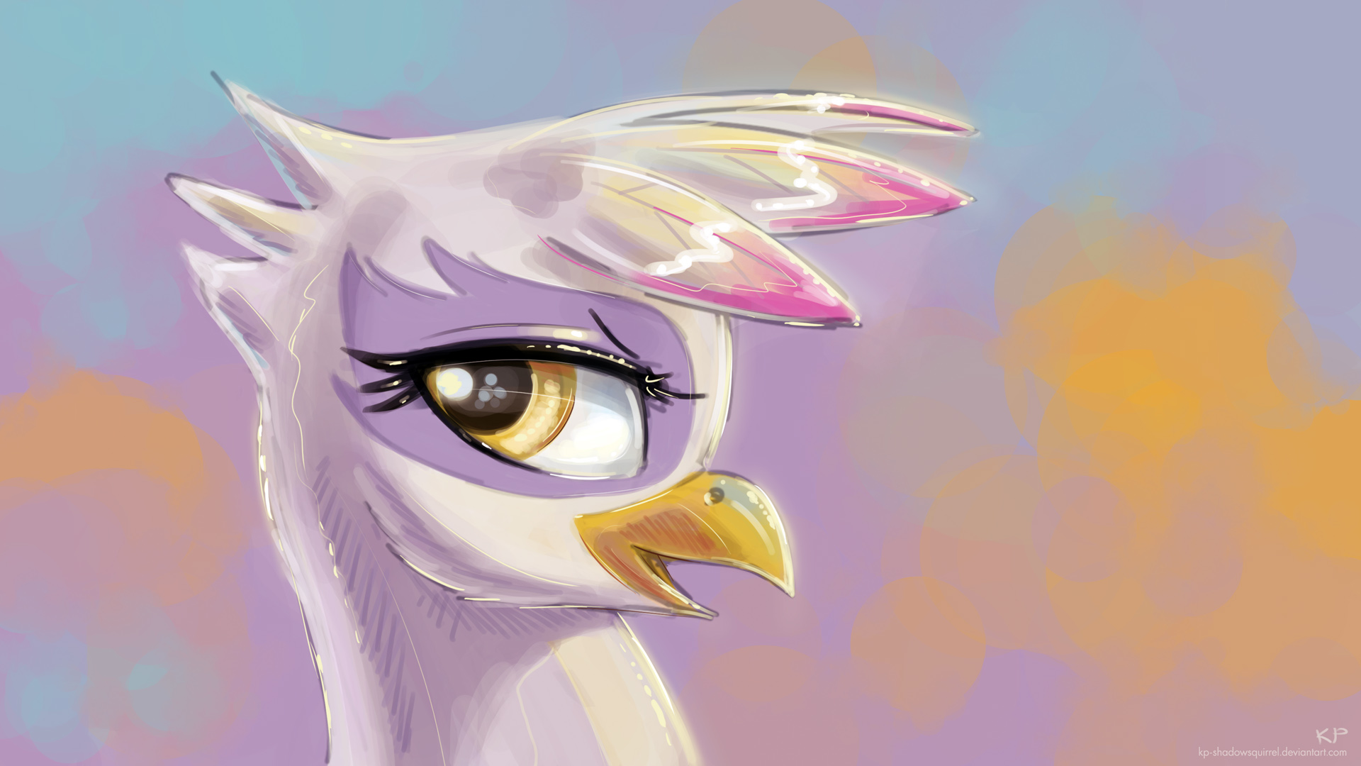 Portrait Wallpapers by KP-ShadowSquirrel