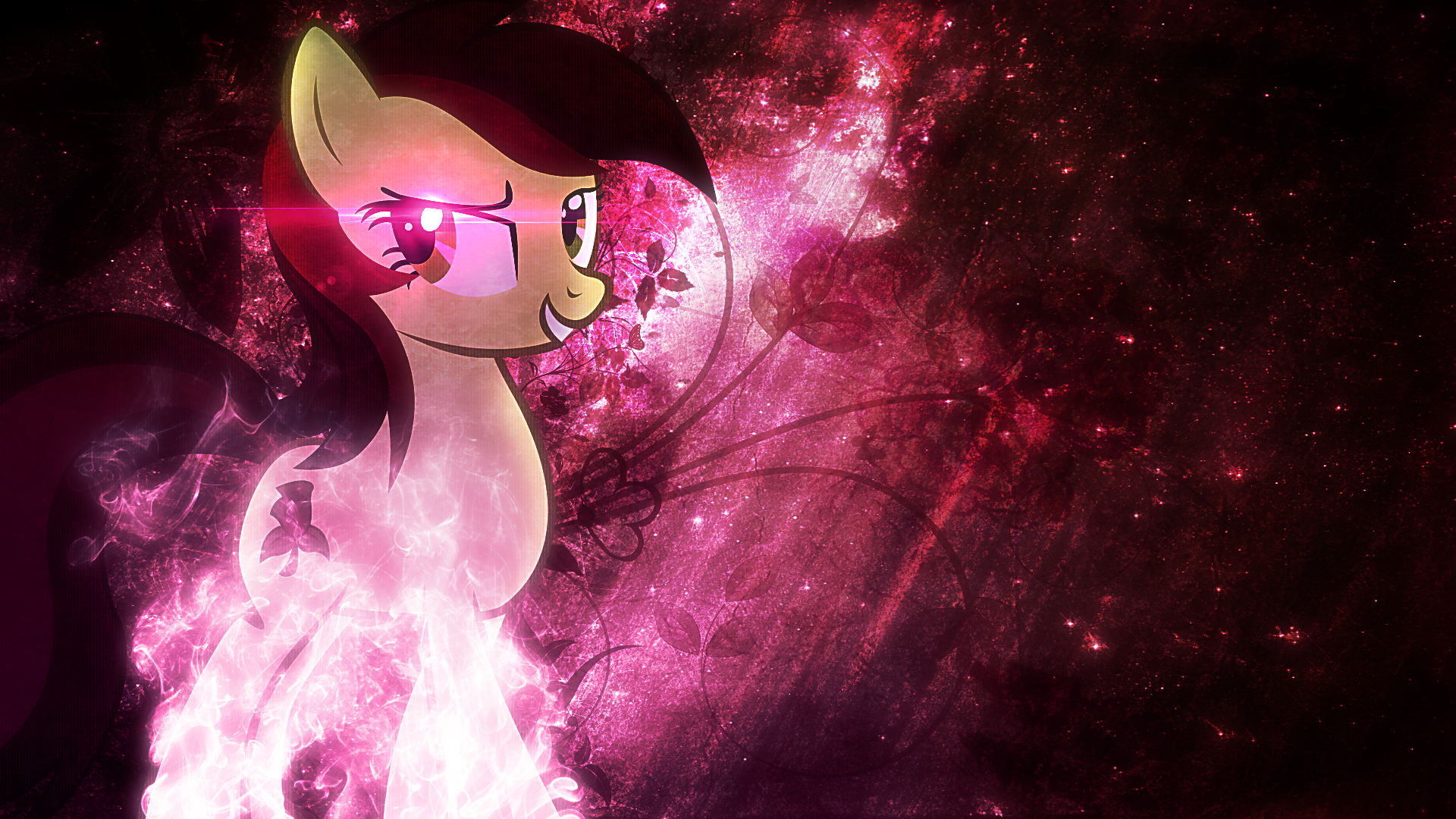 Roseluck Wallpaper by CptOfTheFriendship and Tzolkine