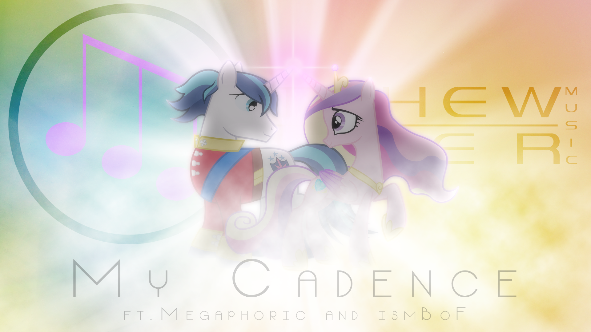 My Cadence [Cover Art] by anitech and Vexx3