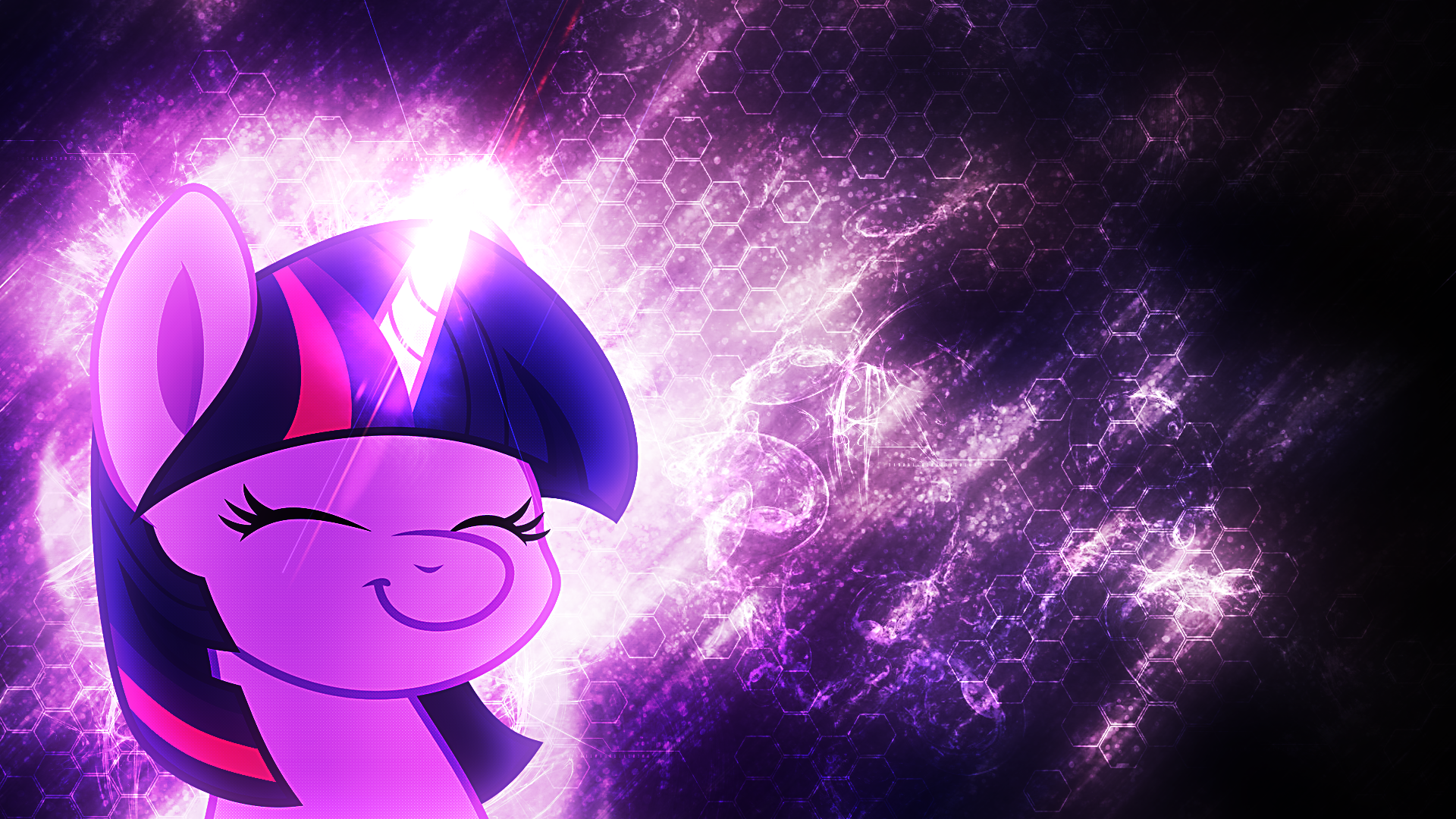 Happy Twilight - Wallpaper by Mamandil and Tzolkine