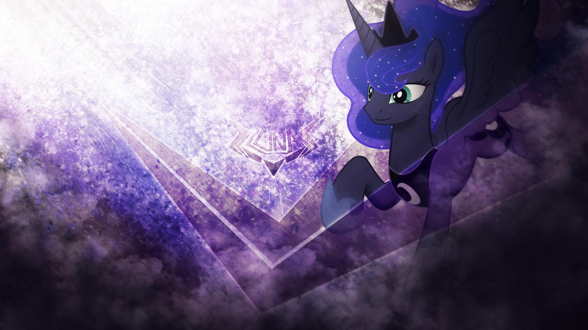 Luna's Night by Derpwave, KP-ShadowSquirrel and SandwichDelta