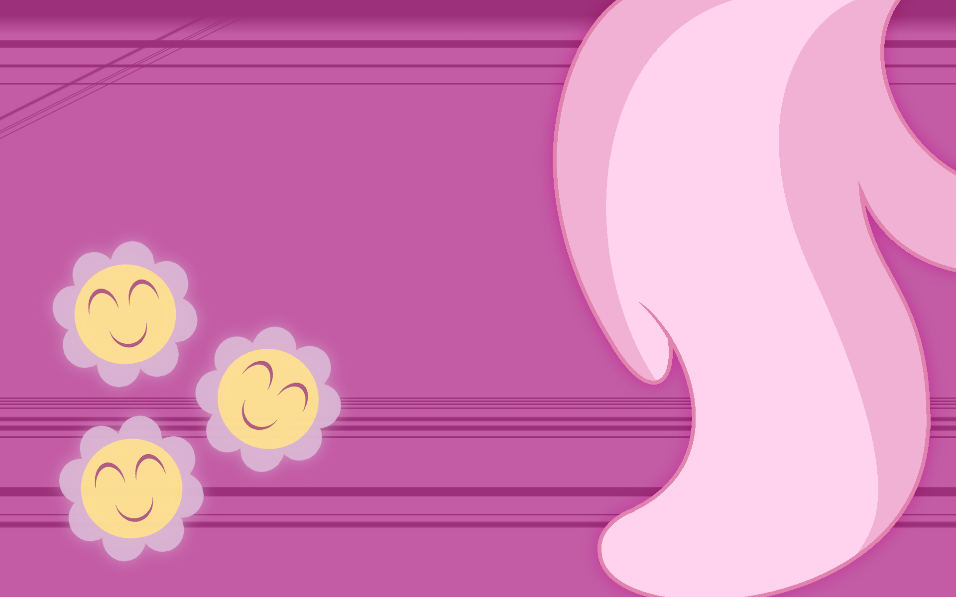 Cheerilee Wall by flamevulture17