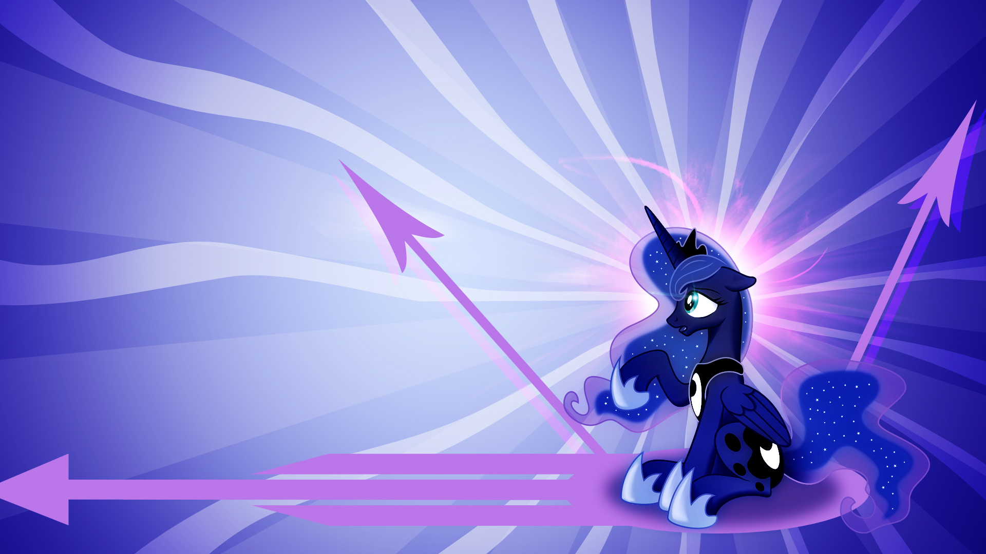 Confused Luna by Karl97 and MysteriousKaos