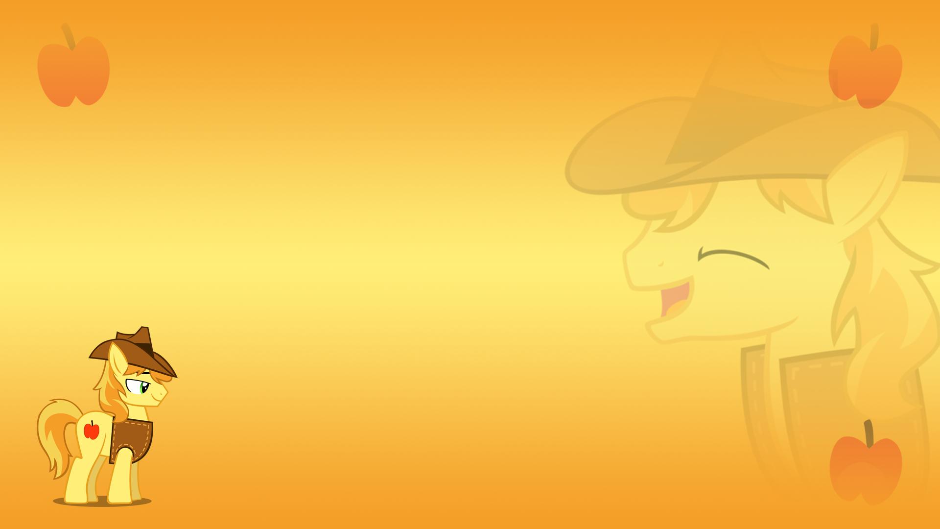 Braeburnt by Gratlofatic, Kishmond, Maximillian-Alpine and The-Smiling-Pony