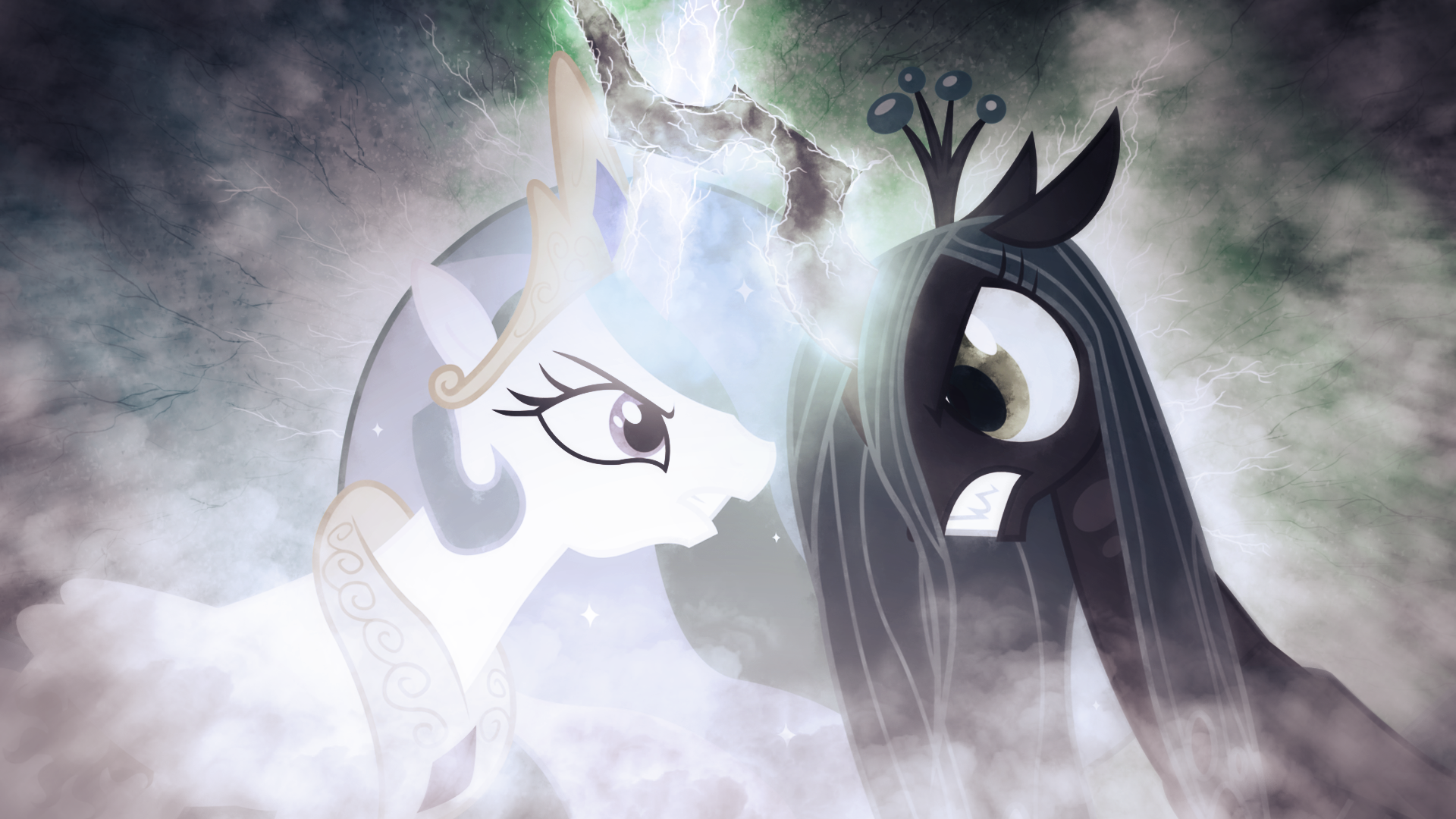 Duel of the Fates by DDHyuugaman and SandwichDelta