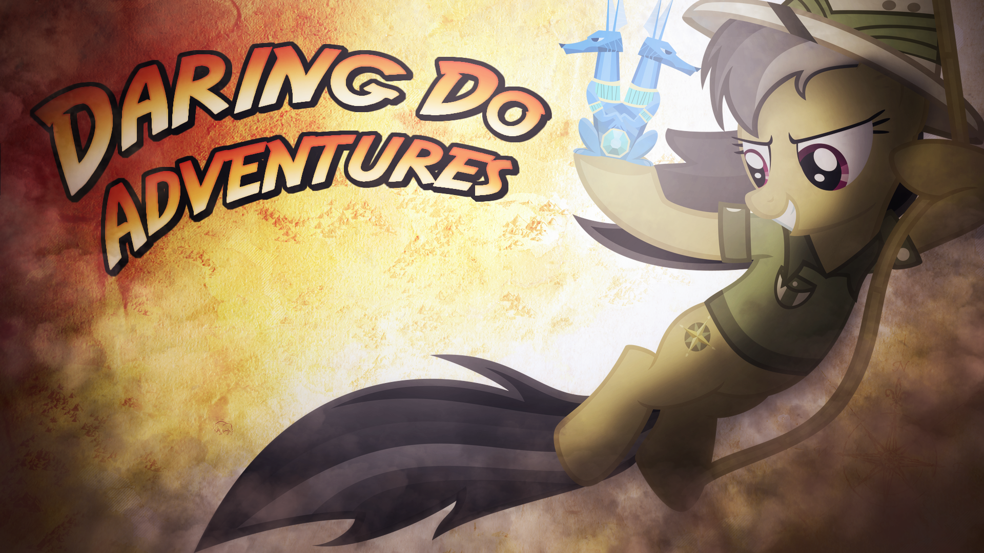 Daring Do Adventures! by delectablecoffee and SandwichDelta