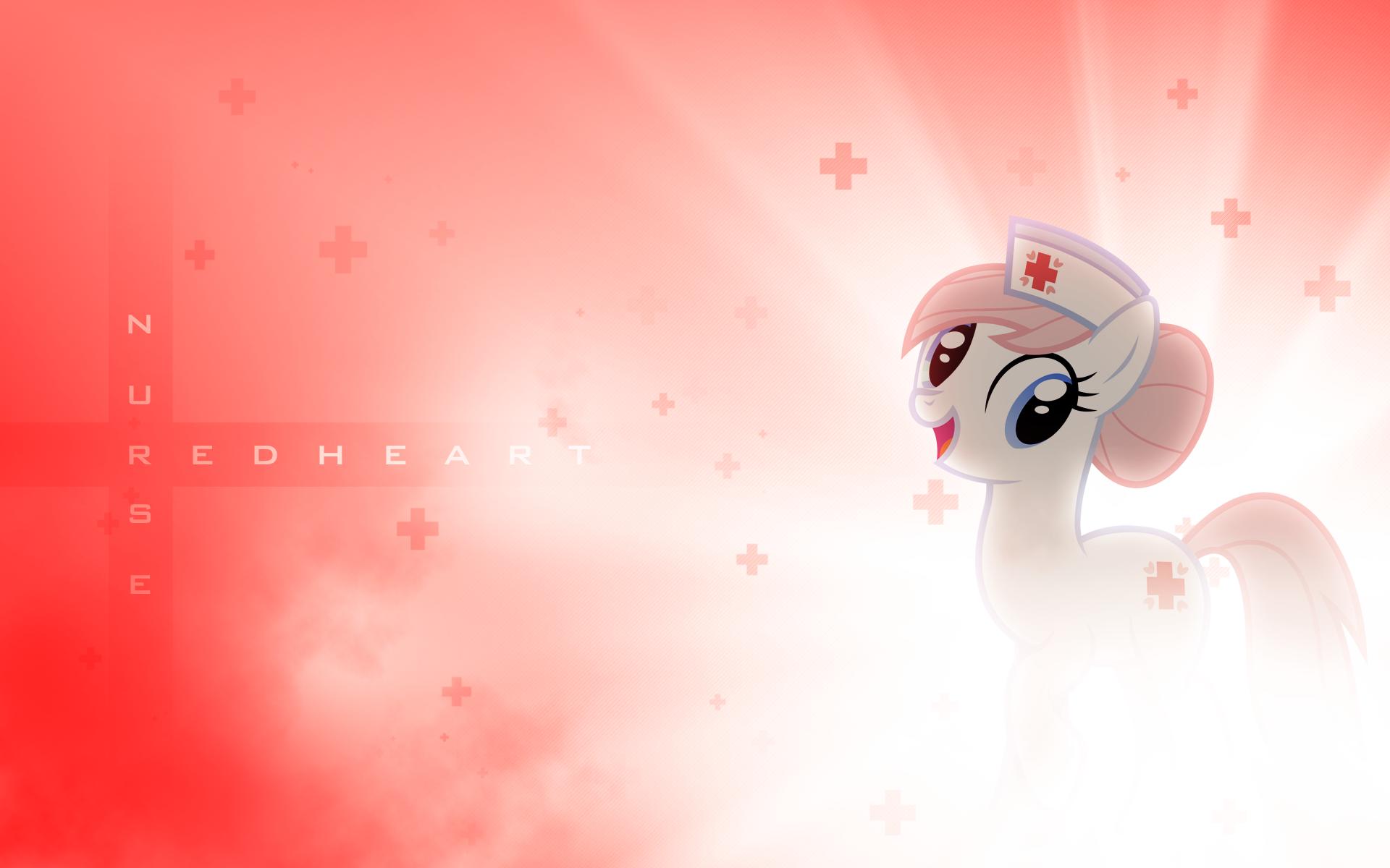 Nurse Redheart by DrFatalChunk and Vexx3