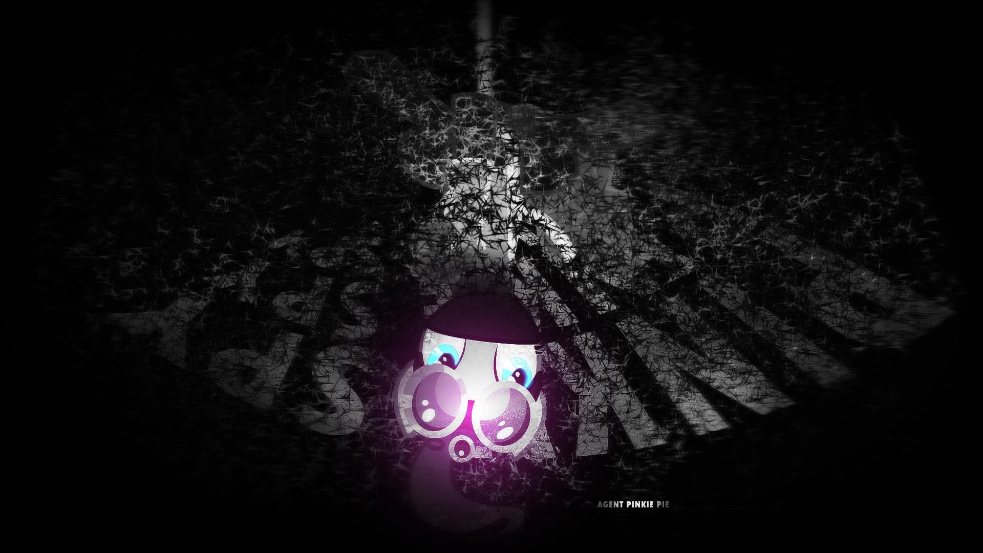 Pinkie Spy by Brisineo and Xtrl