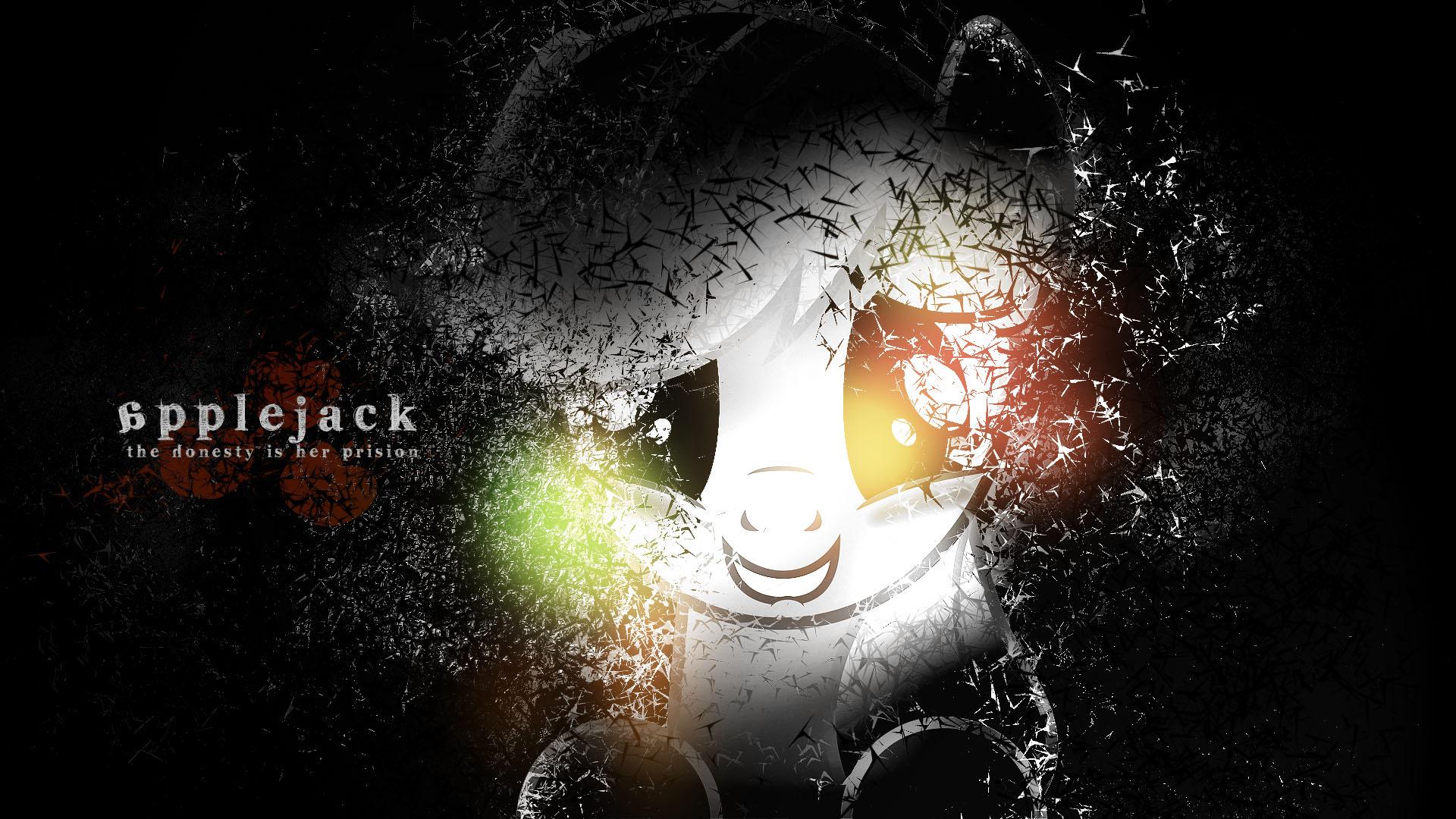 Prison Applejack by teiptr and Xtrl