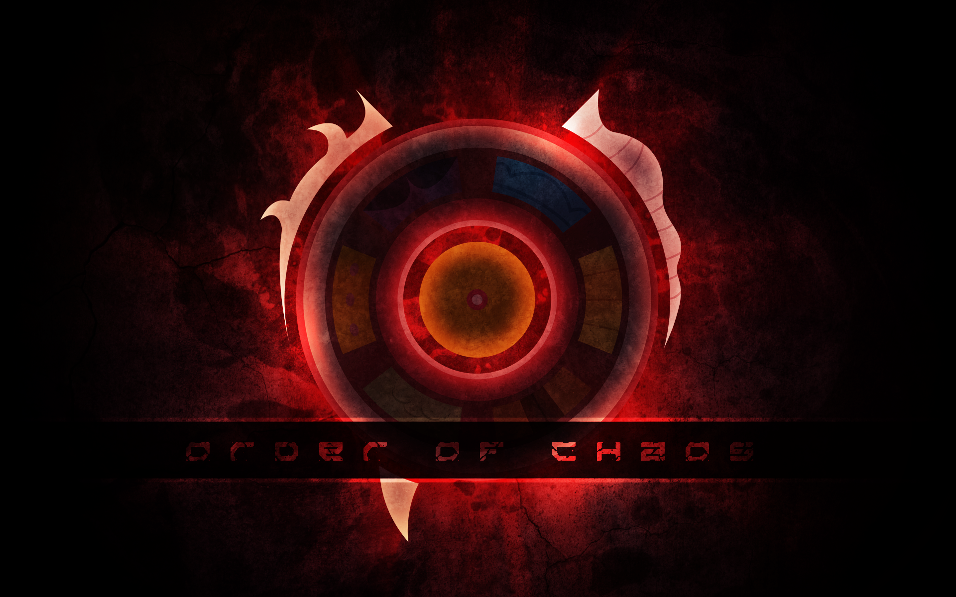 Order of Chaos by Emkay-MLP and Vexx3