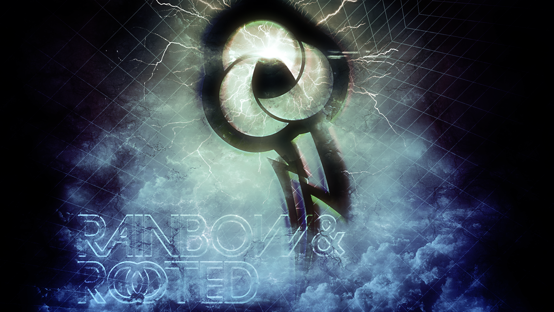 Rainbow and Rooted 2 - Wallpaper by Tzolkine and WMill