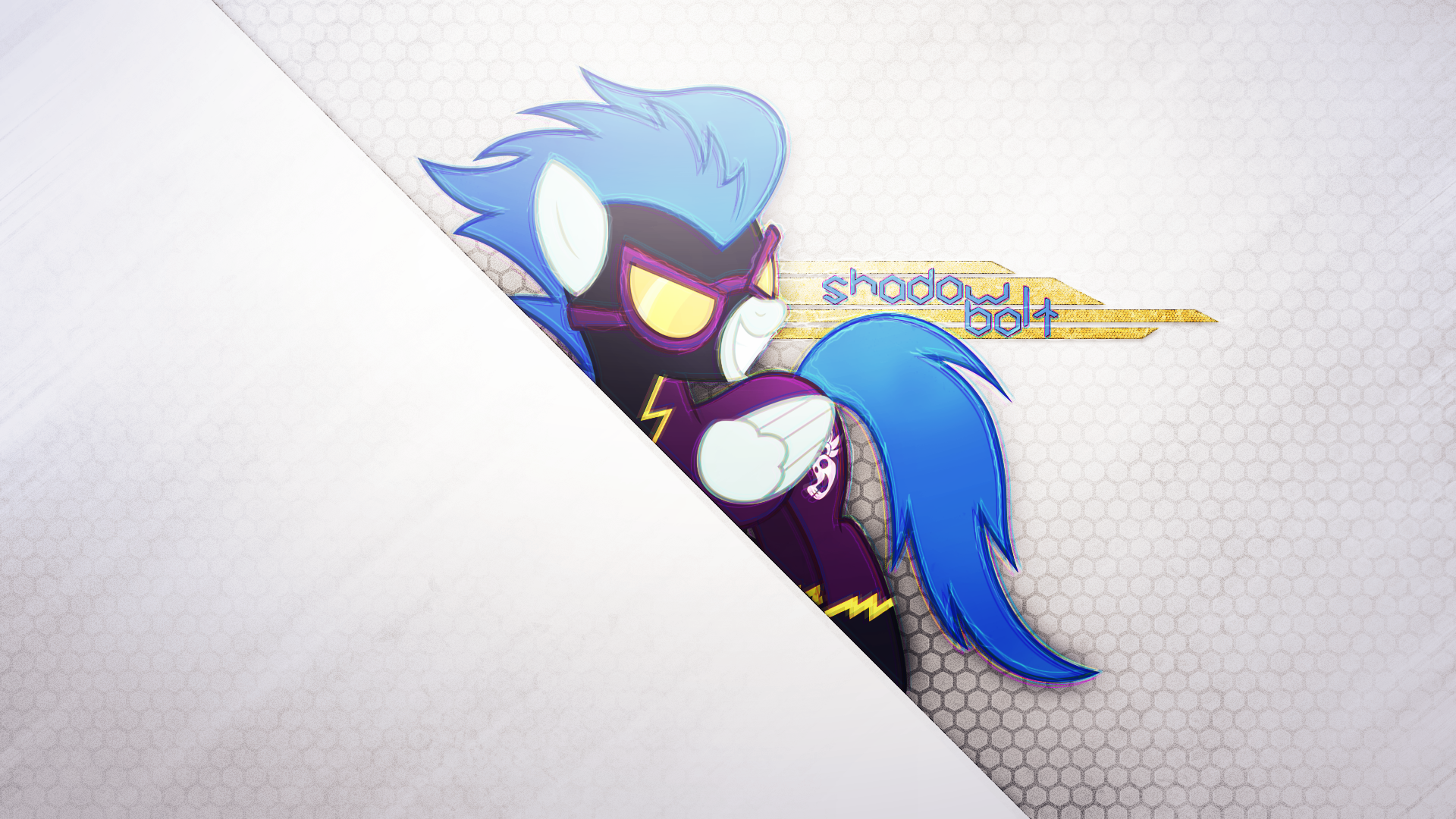 Shadowbolt | Clueless313 Collab by Clueless313, SandwichDelta and Yanoda