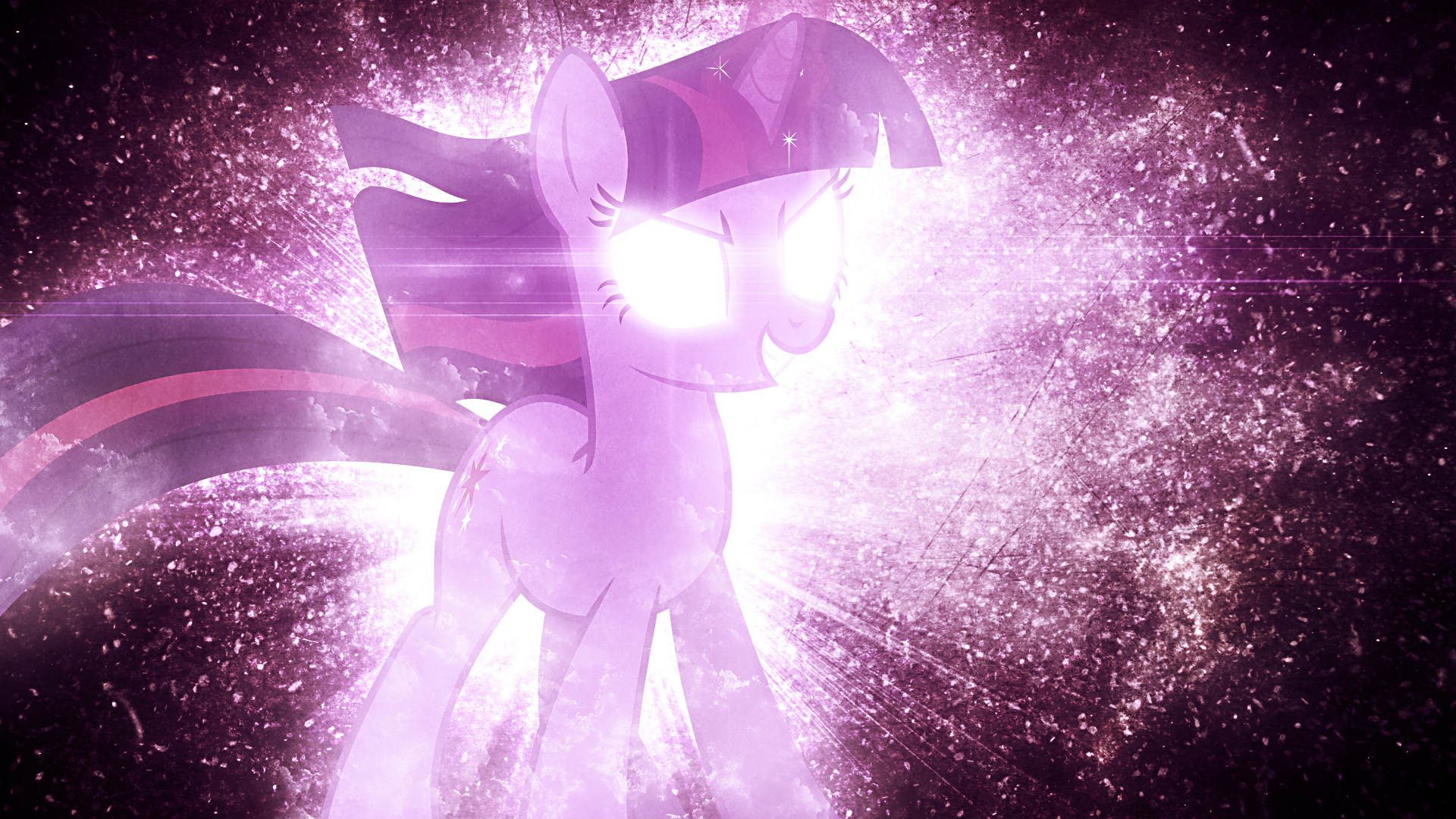Magic - Wallpaper by Hawk9mm, mewtwo-EX and Tzolkine