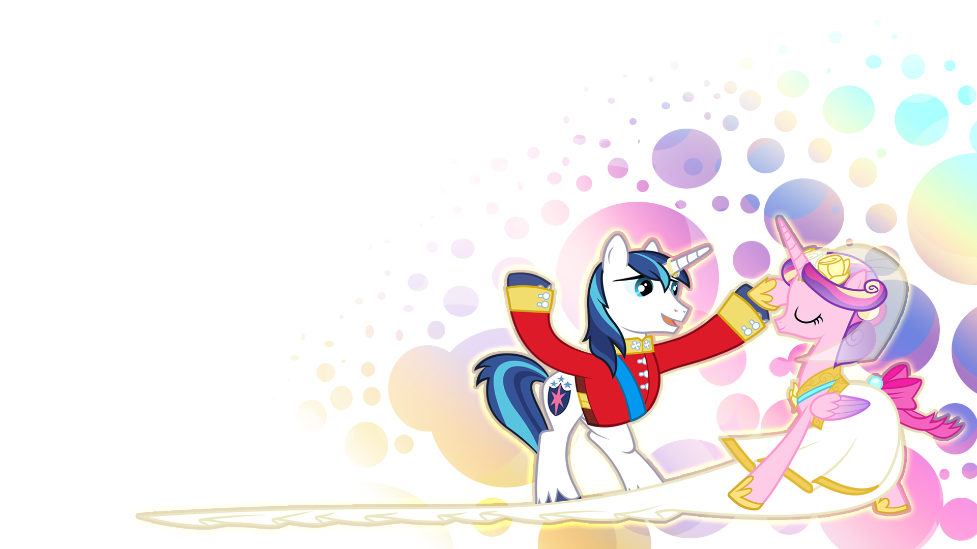 Royal Couple Wallpaper by irishthorns and love-mist