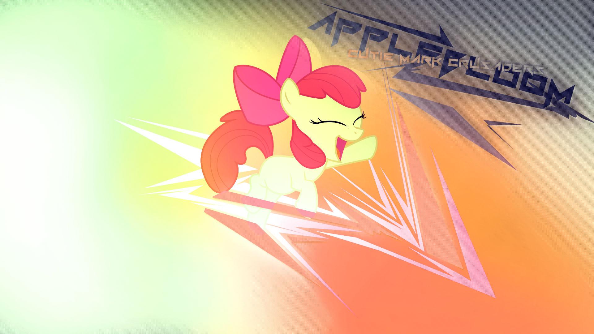 Applebloom by lightningtumble and Xtrl