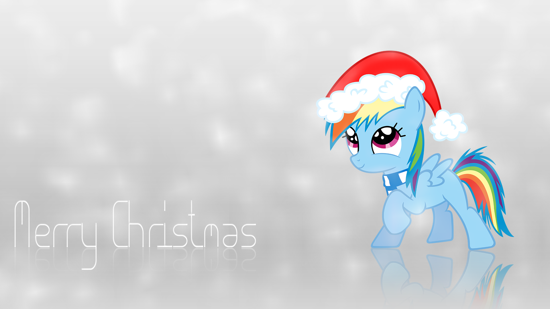Rainbow Dash Christmas Wallpaper by Npm98, smlahyee and Veggie55 ...