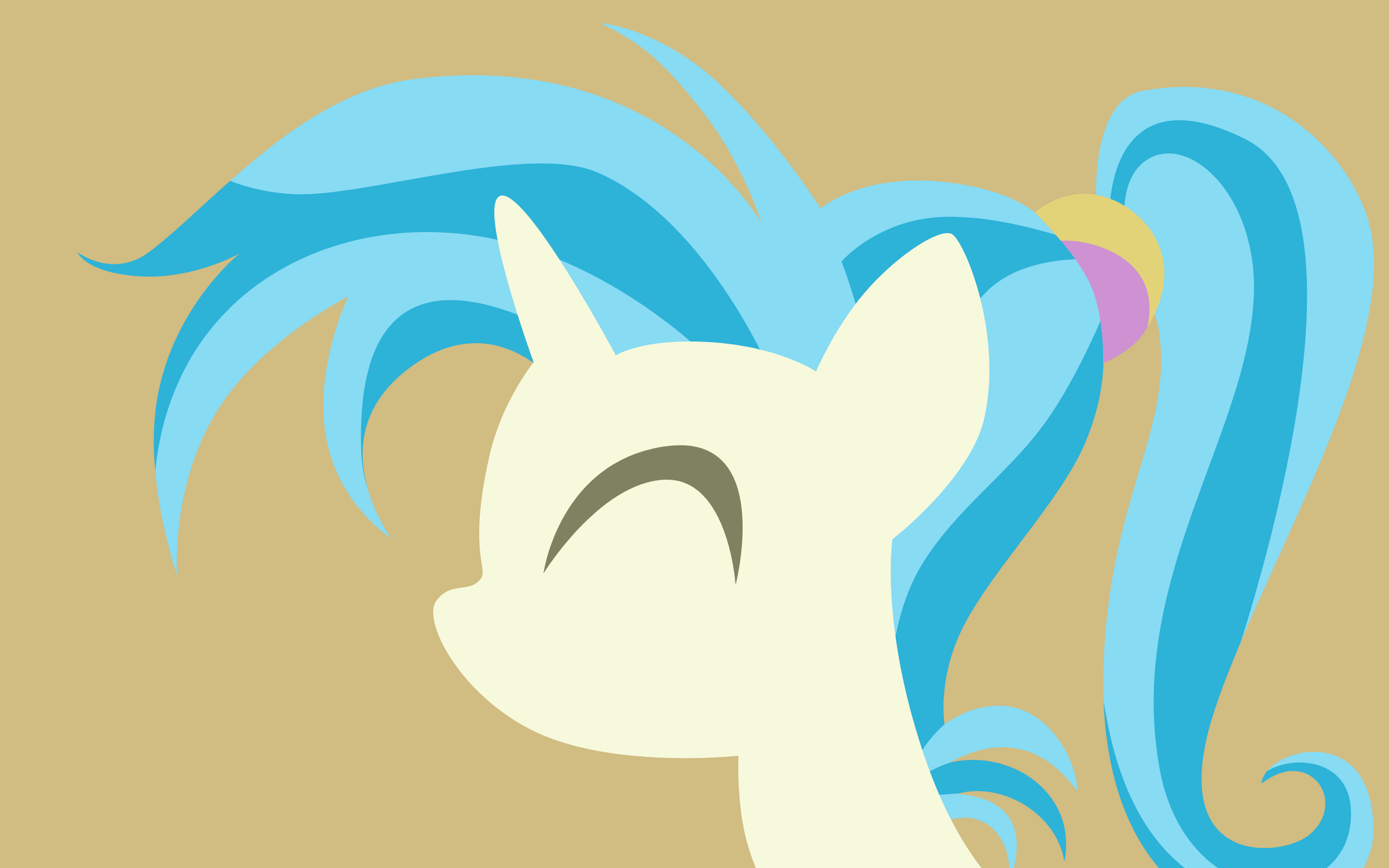 Pony Wallpaper Pack by icekatze
