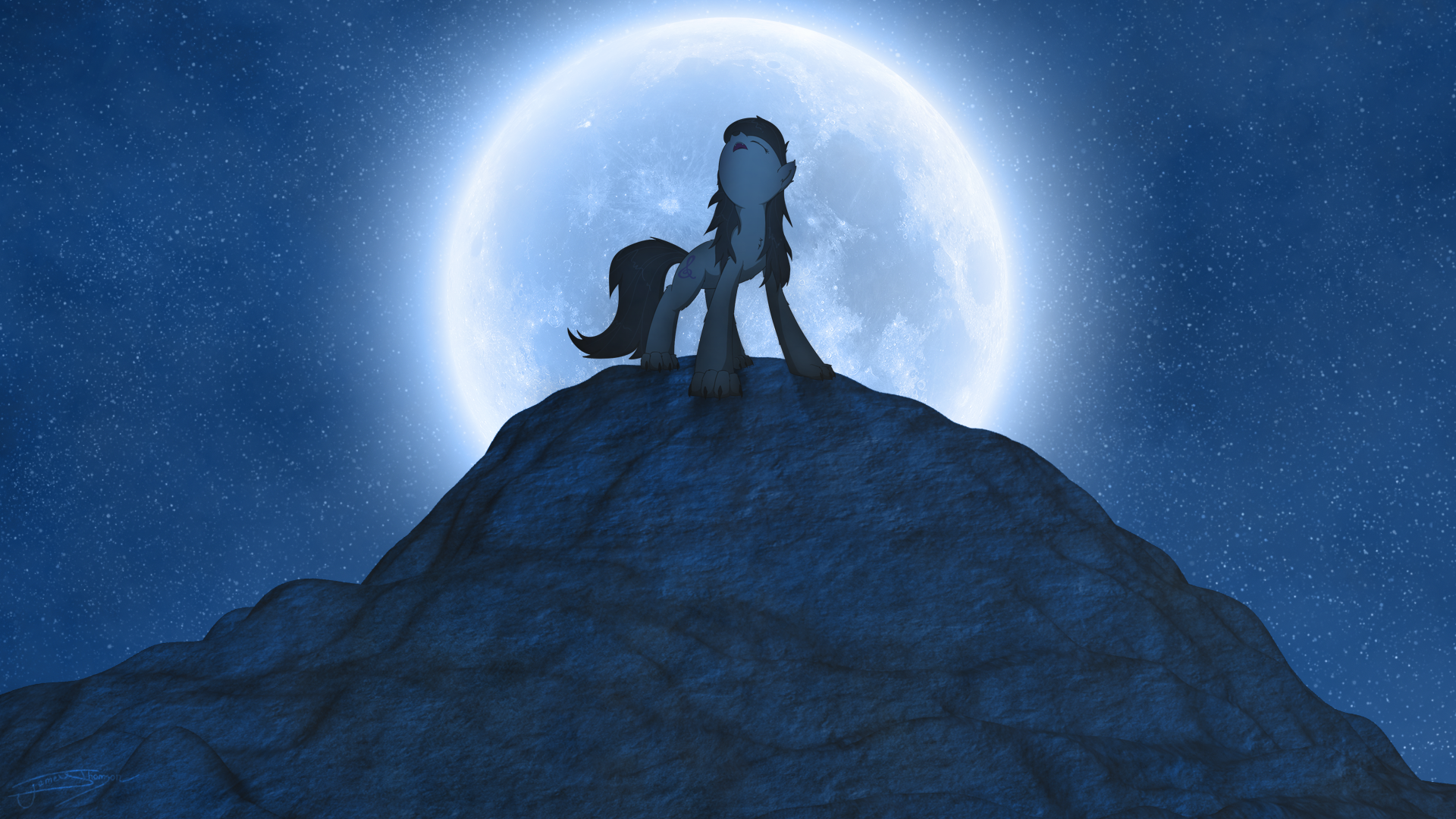 The Curse of Harmonic Moonlight by Jamey4 and Muffinsforever