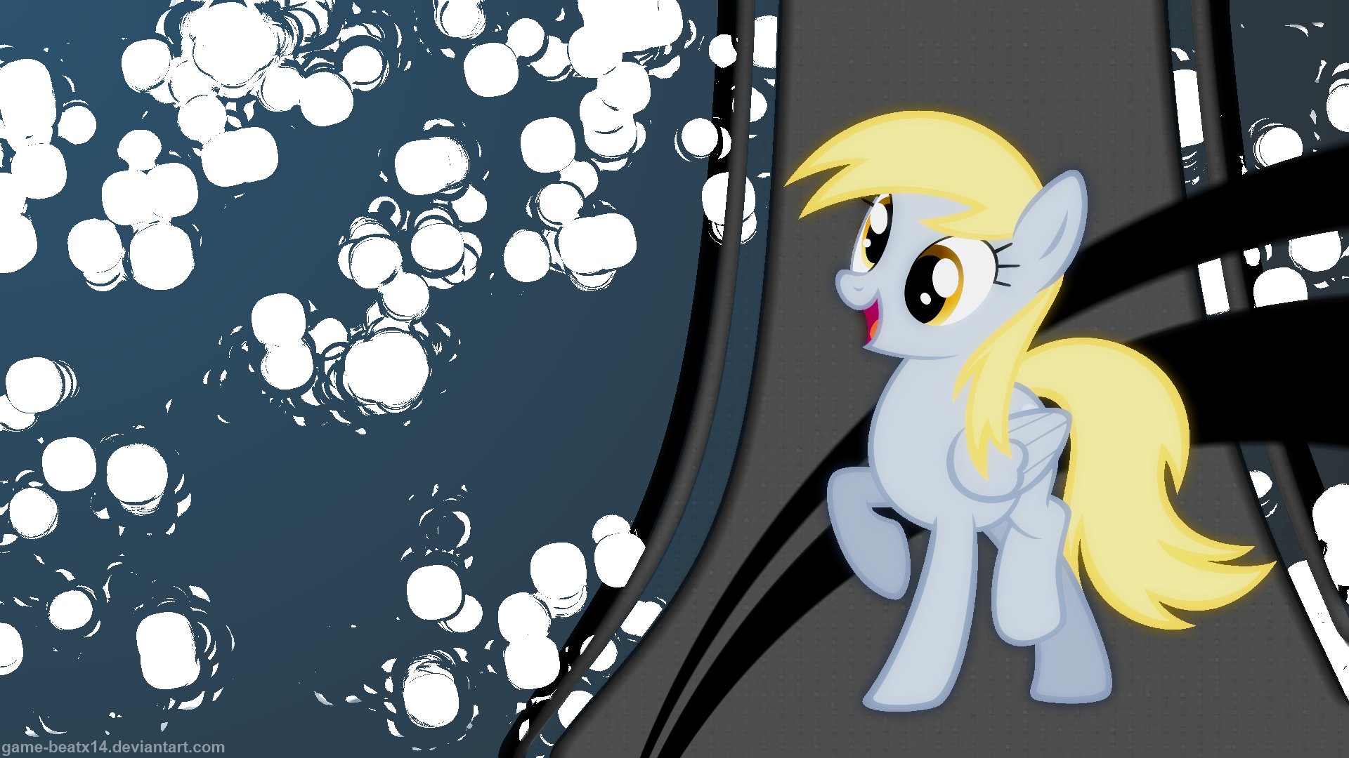 Derpy Hooves Wallpaper By Game BeatX14 And NabbieKitty
