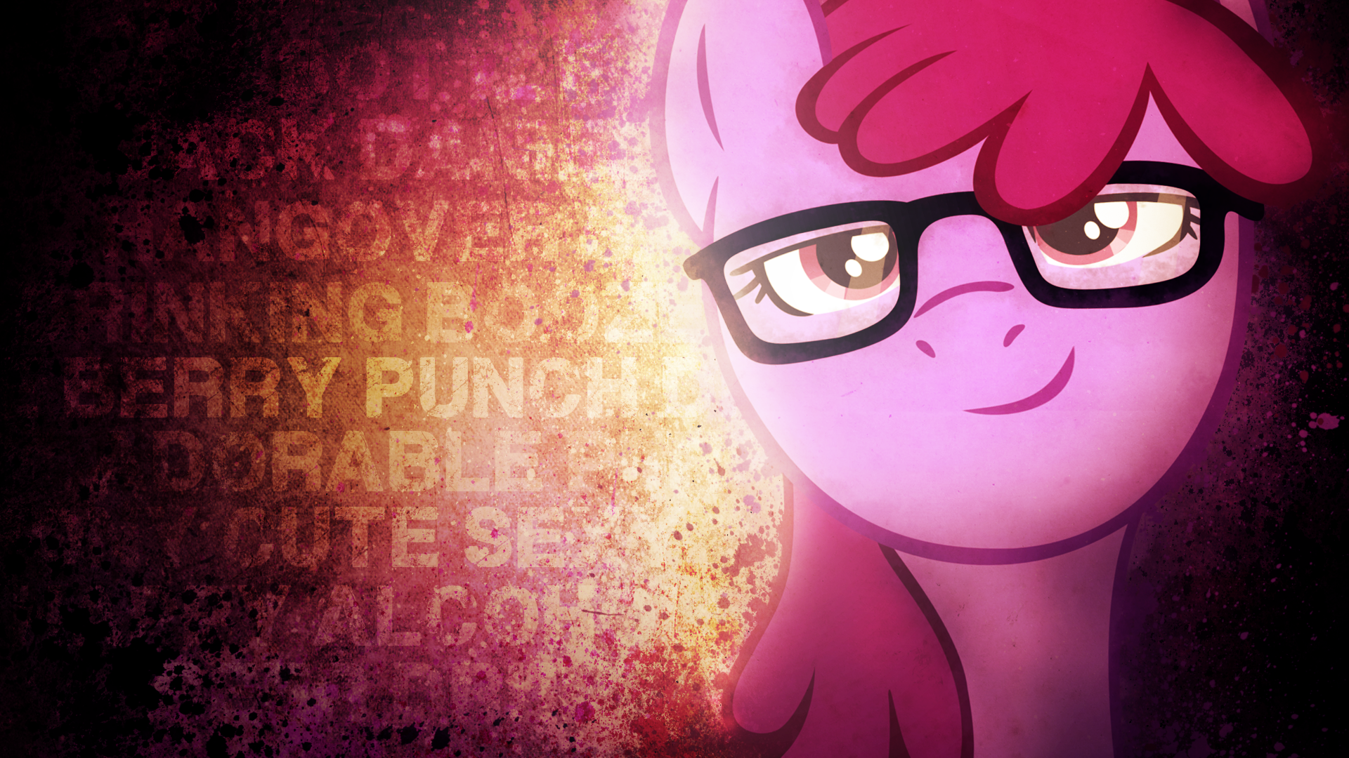 Hipster Berry Punch by DraikJack and SandwichDelta