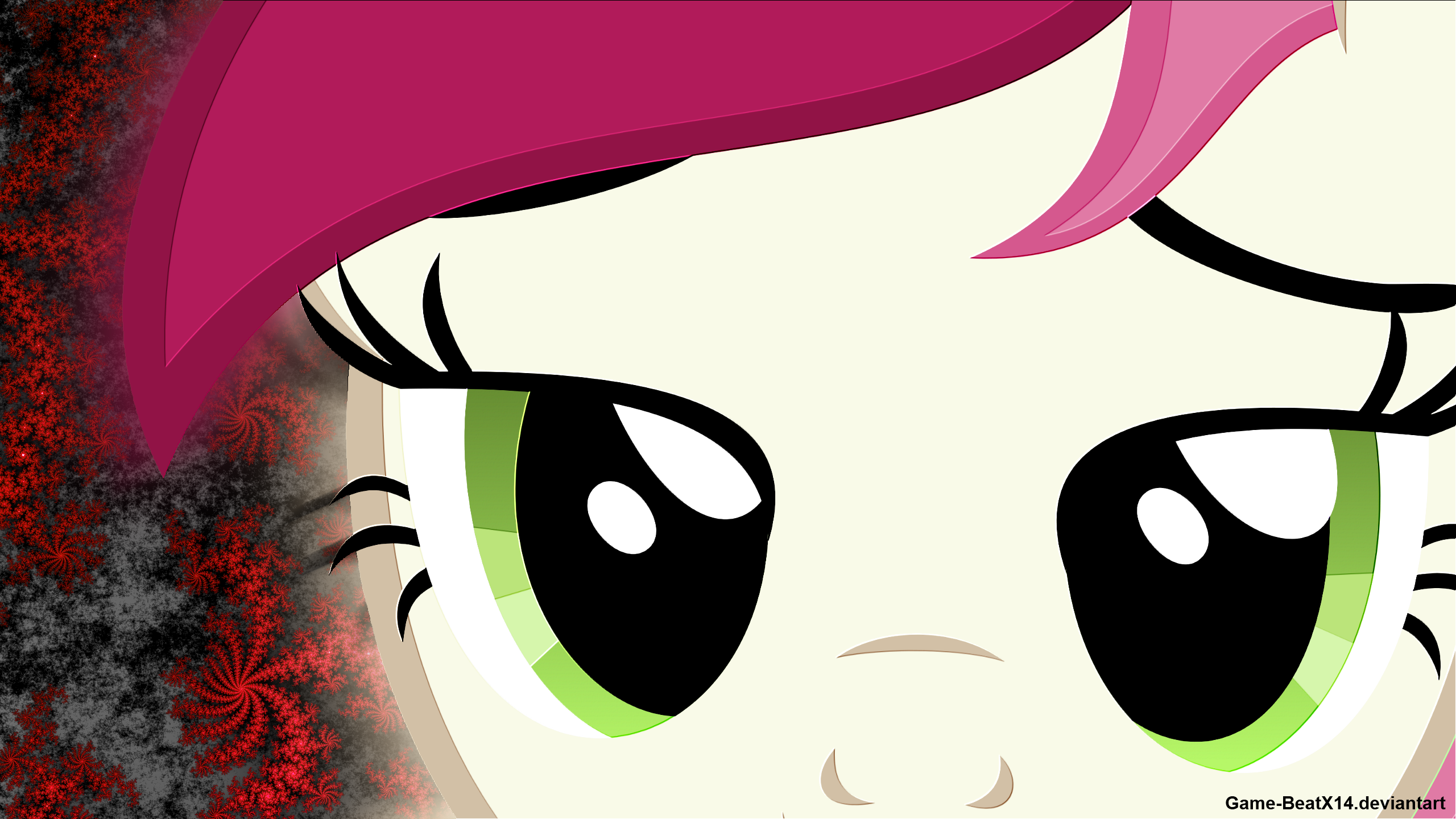 Roseluck Wallpaper by anbolanos91 and Game-BeatX14