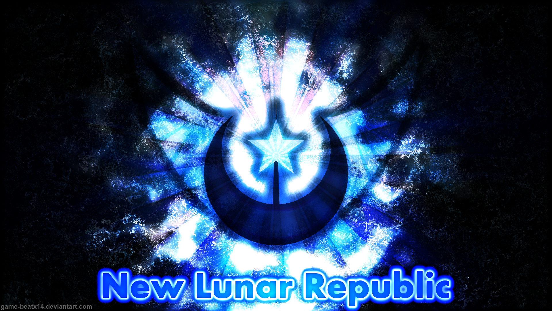 New Lunar Republic Wallpaper 3 by Emkay-MLP and Game-BeatX14