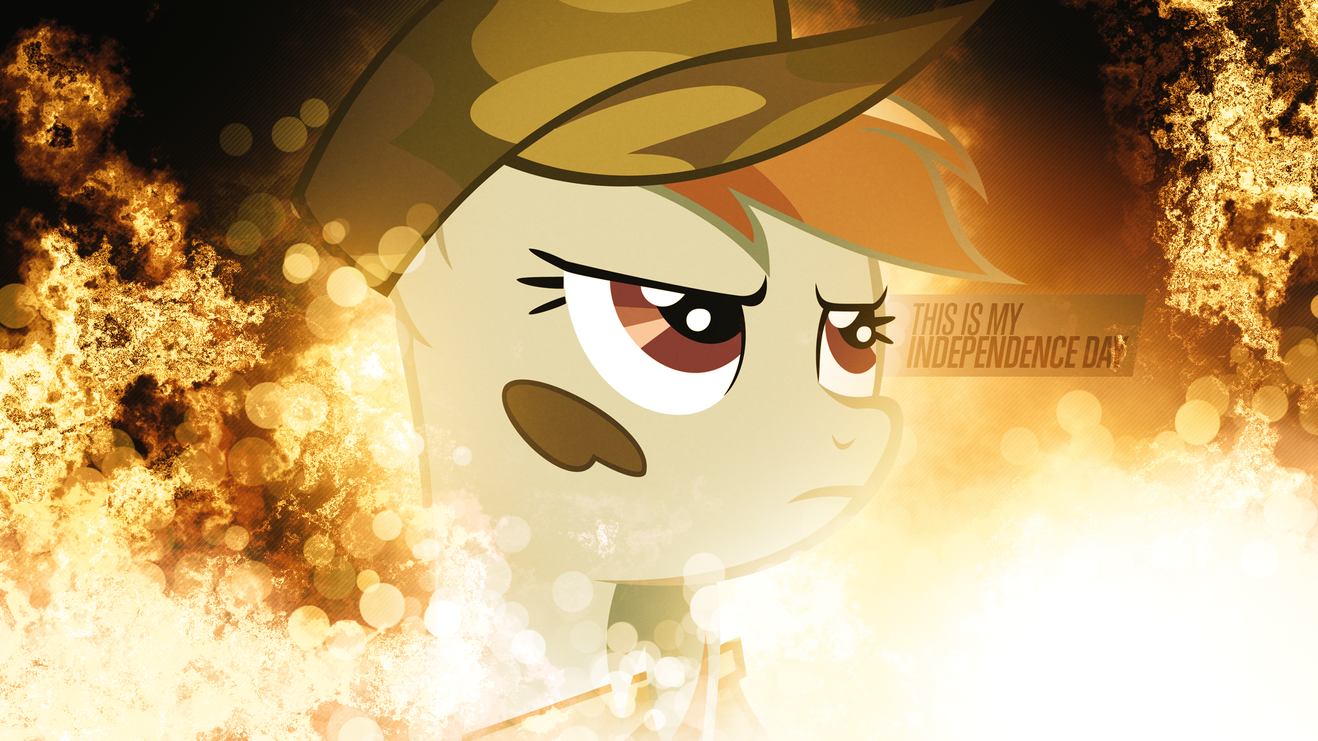 Independence Day  by impala99 and JeffThunderbolt