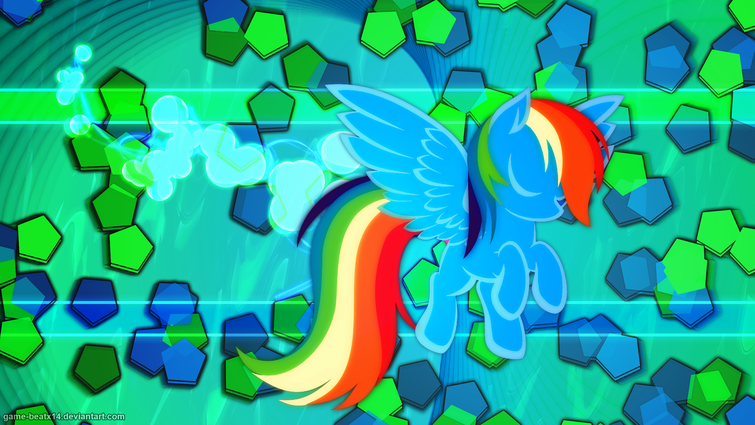 Graceful Dash by Game-BeatX14 and UP1TER