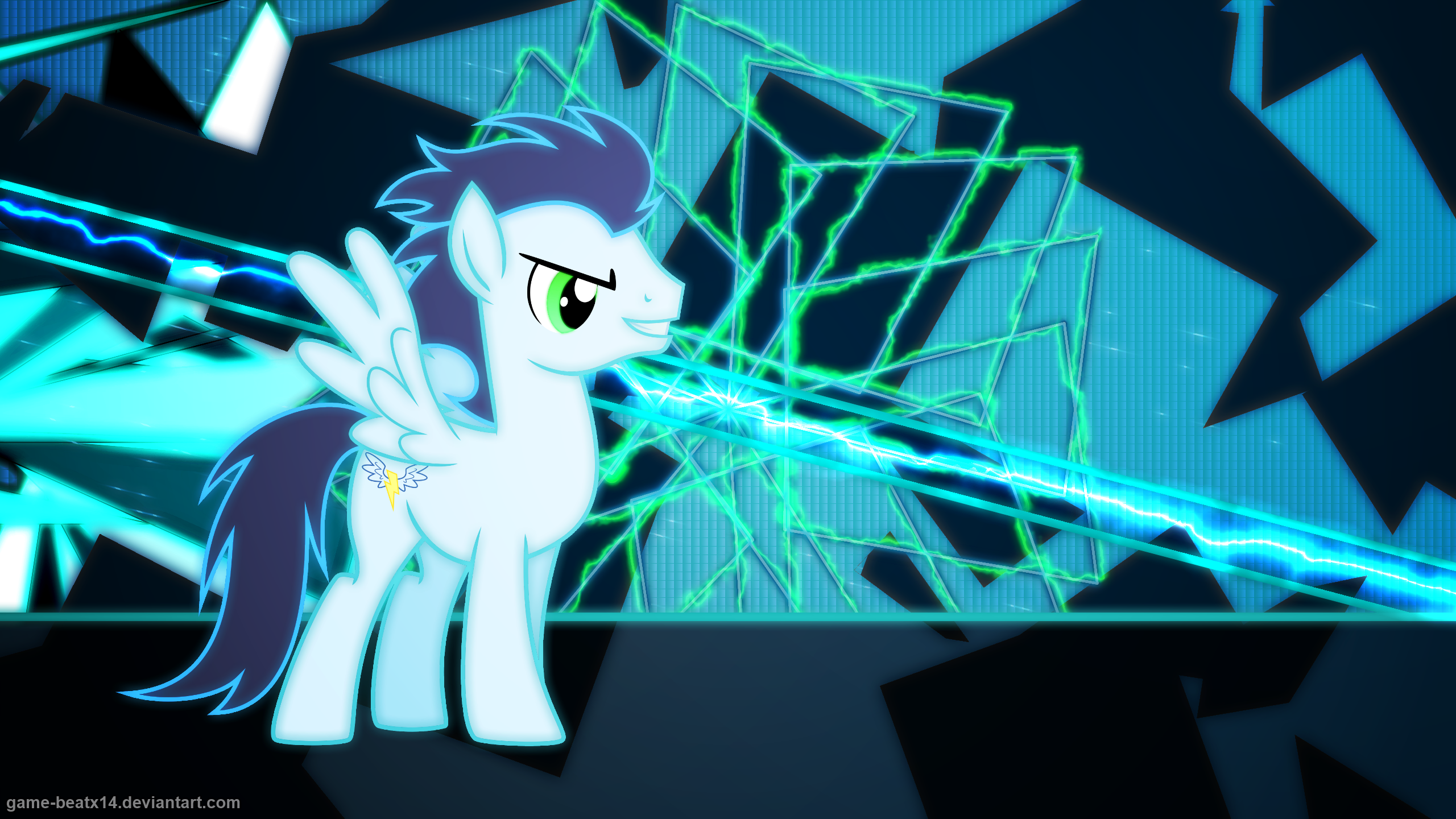 Soarin Wallpaper 2 by ChainChomp2 and Game-BeatX14