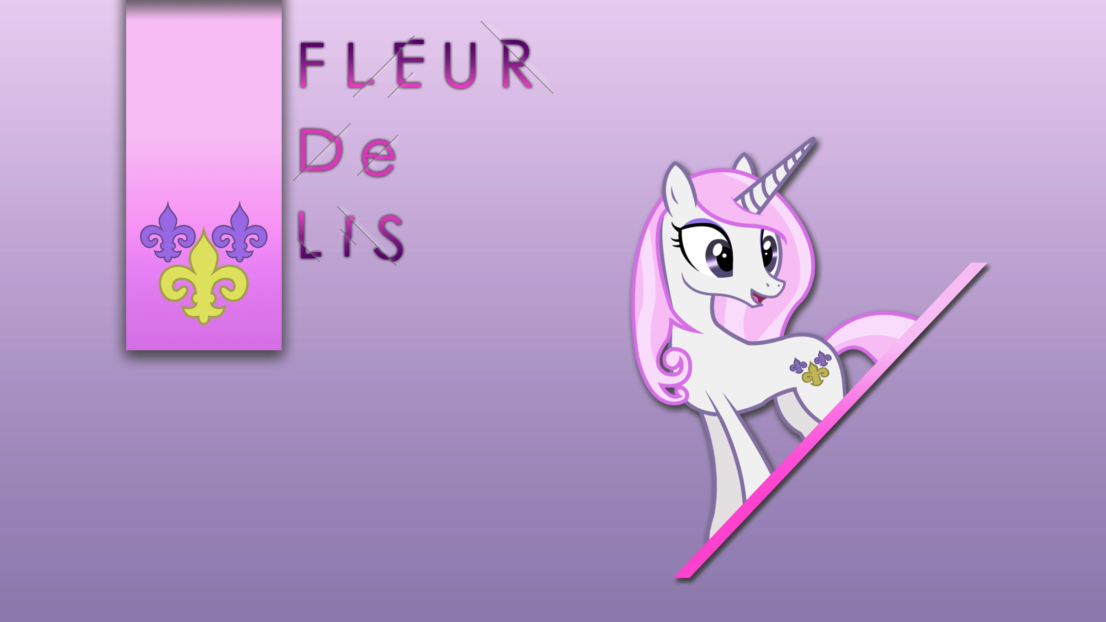 Fleur De Lis by WarmHandsInColdFog