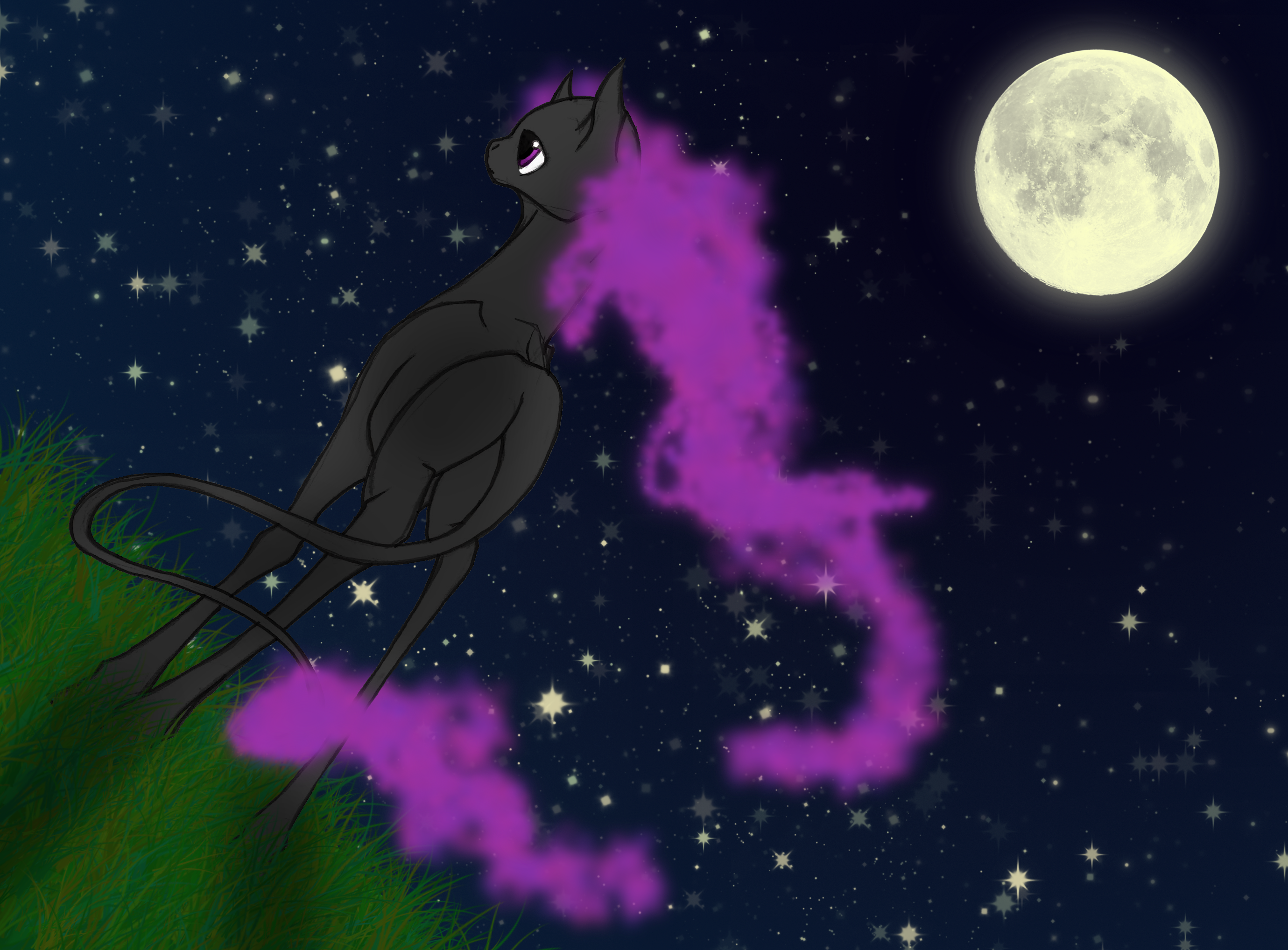 Night Mare by IceOfWaterflock