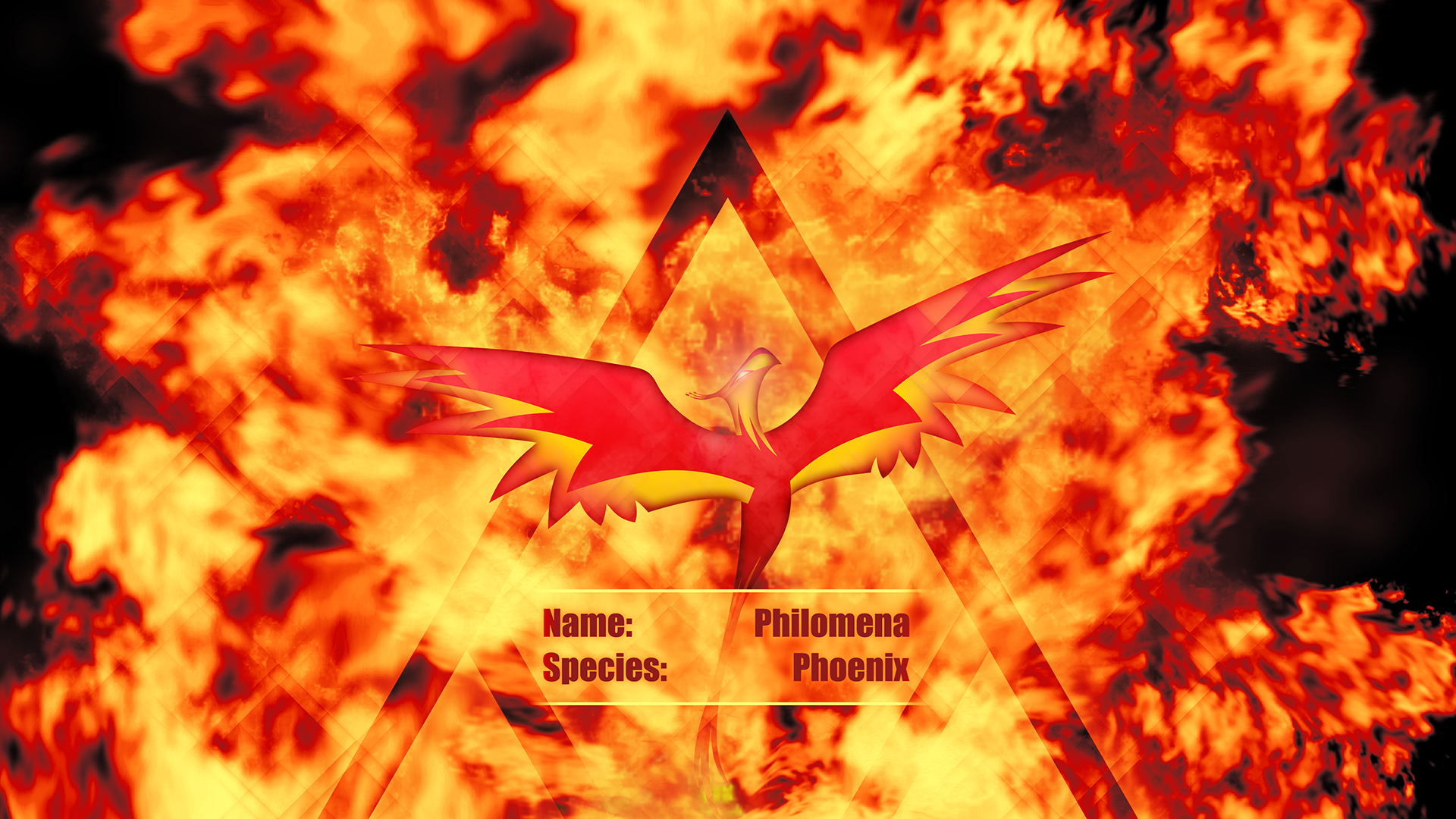 Flames of the Phoenix by Hawk9mm and Mithandir730