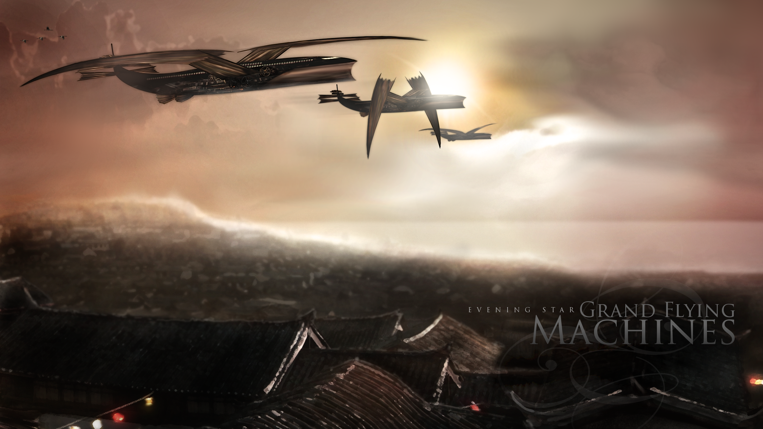 Grand Flying Machines by
