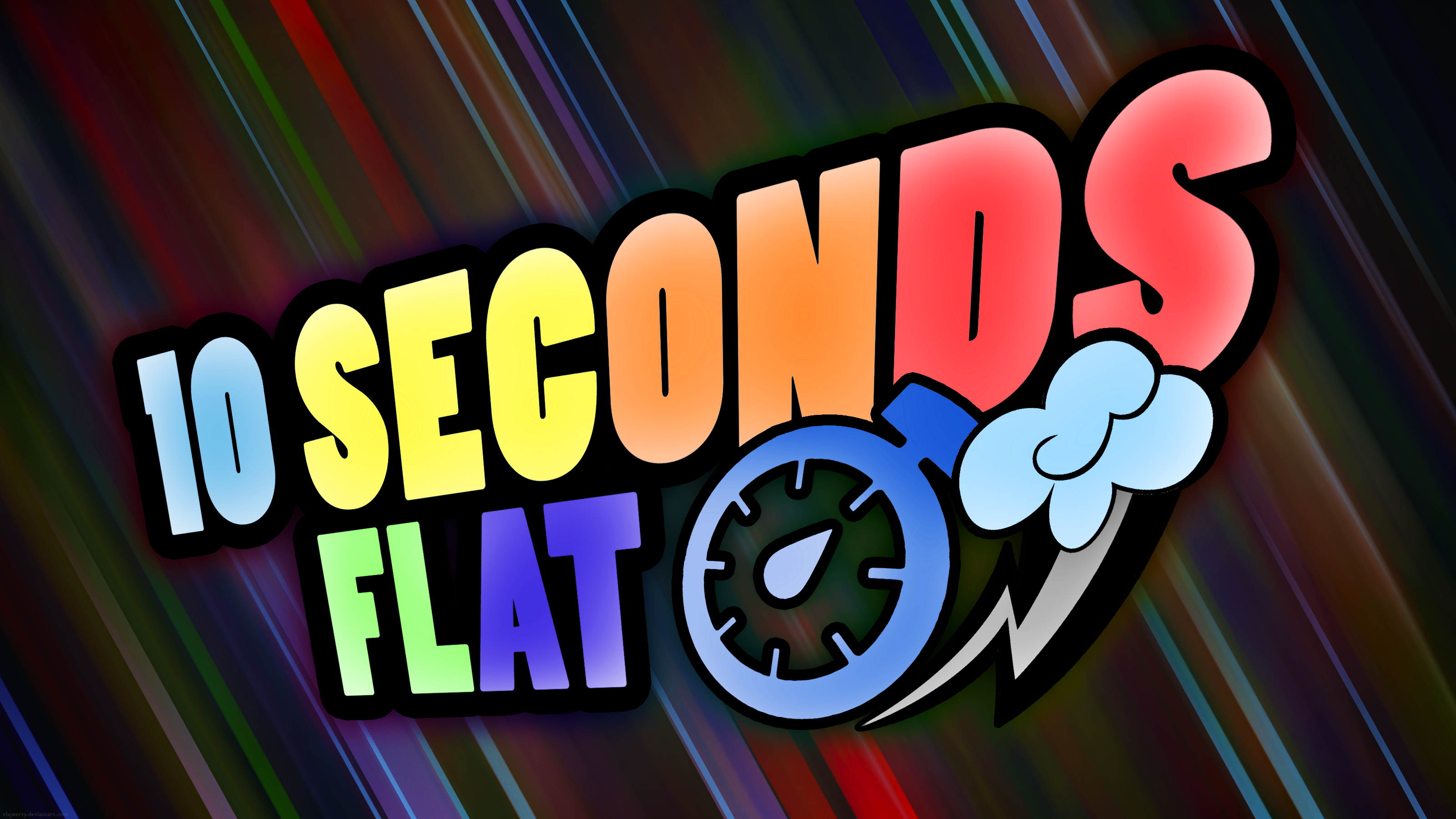 10 seconds flat WP by BlackGryph0n and ElQwerty
