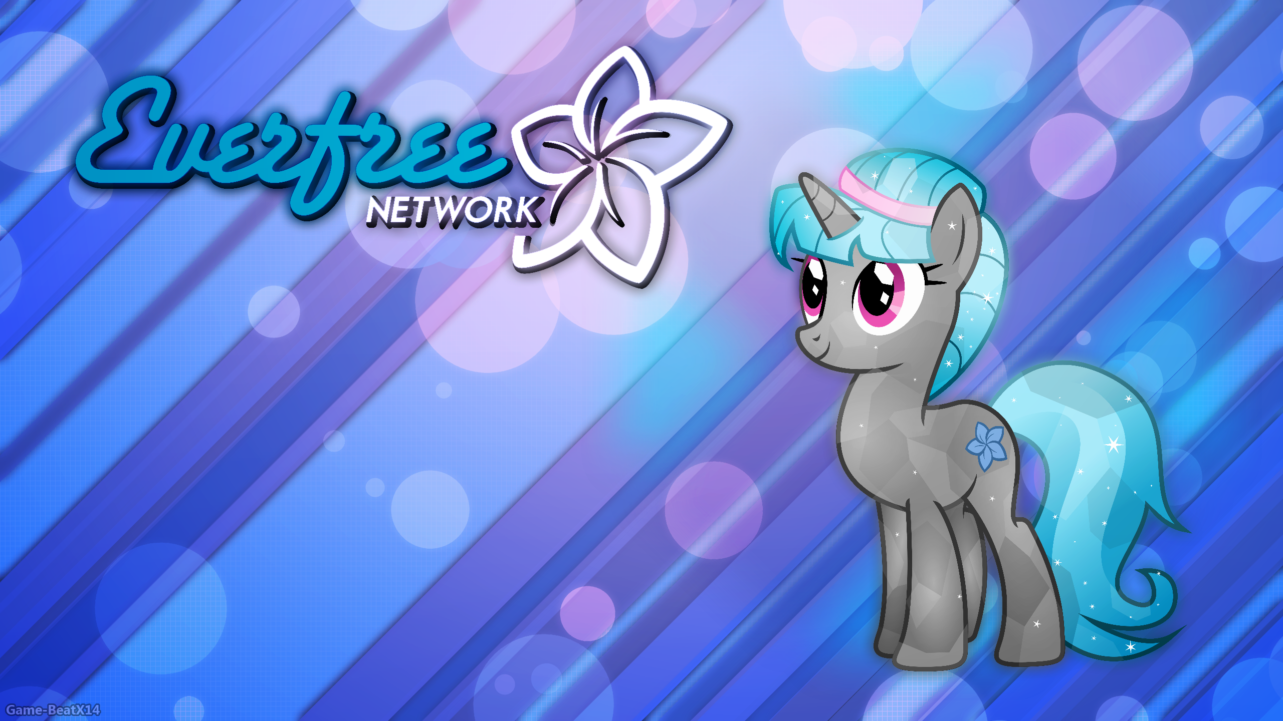 Star Flower - Everfree Network by Game-BeatX14 and TheShadowStone