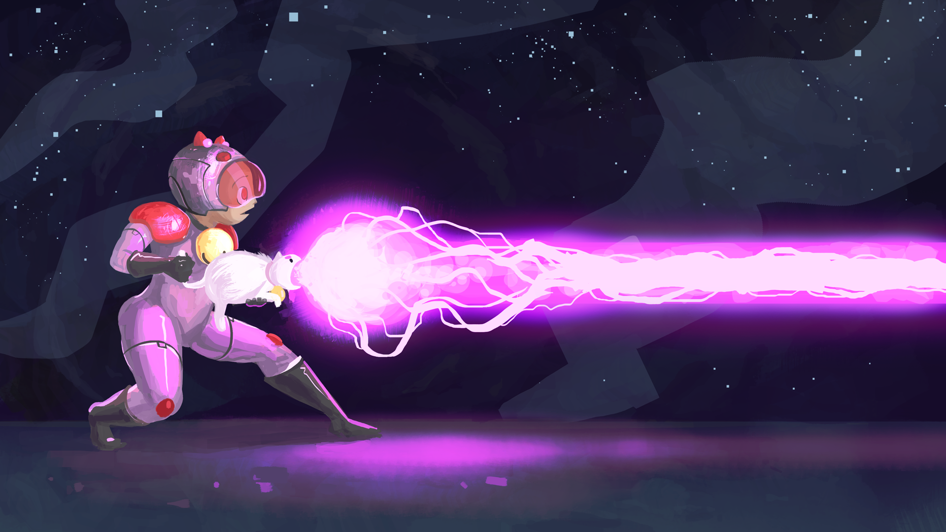Bee And Puppycat By Kufaz