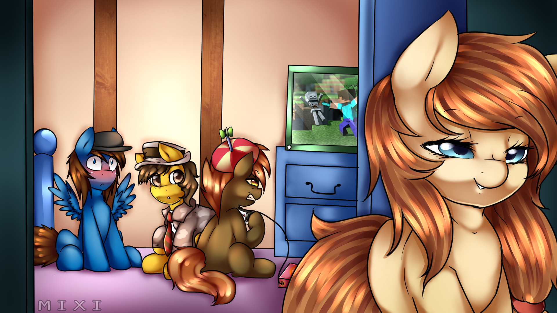 Buttons Mom (has got it going on) by miss-mixi