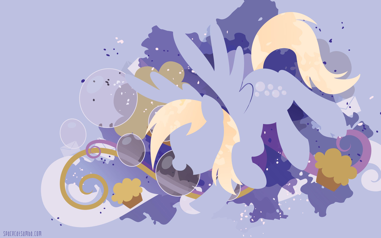 Derpy Silhouette Wall By Sambaneko My Little Pony My Little