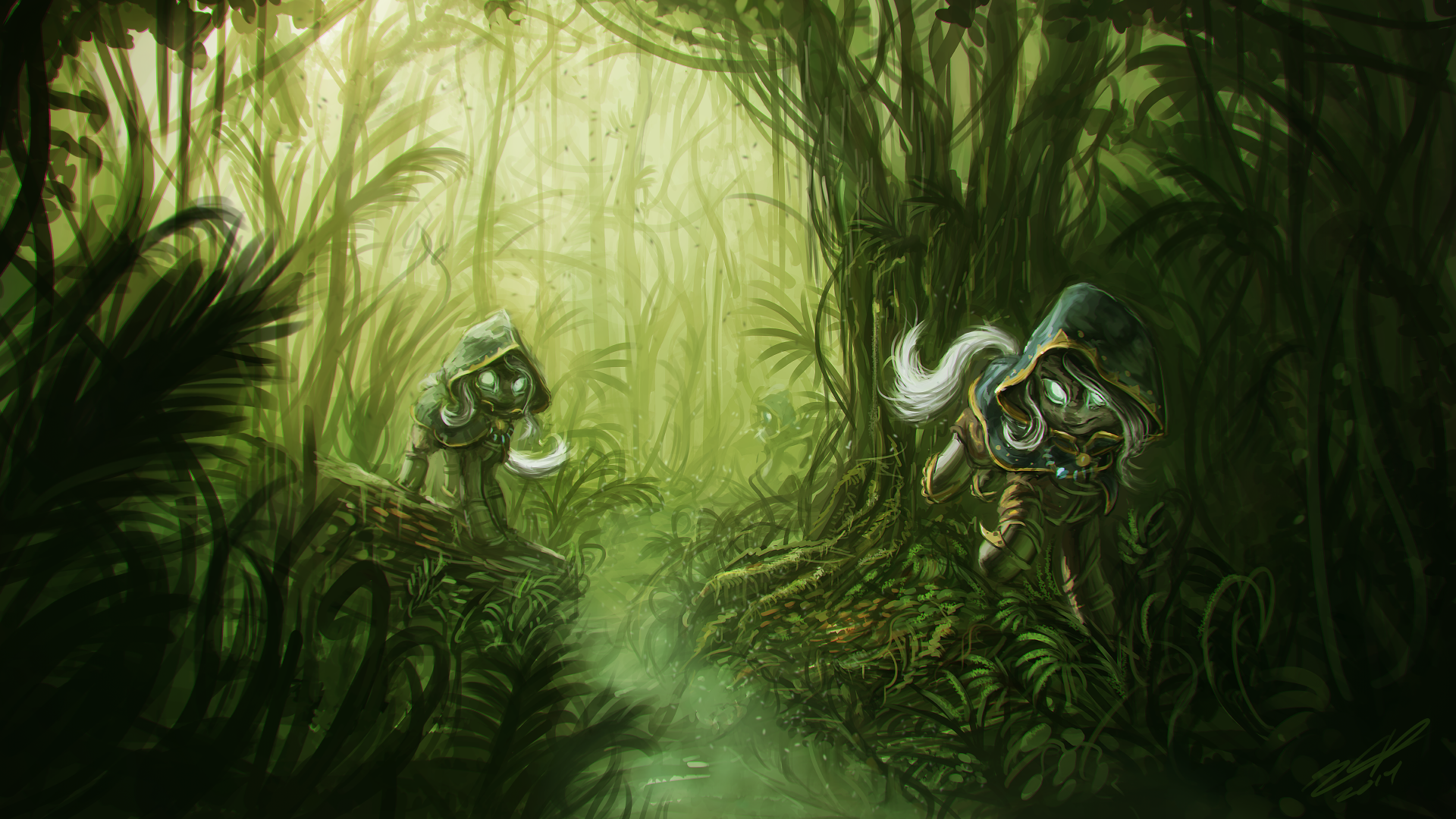 Sirens of Albicant by AssasinMonkey