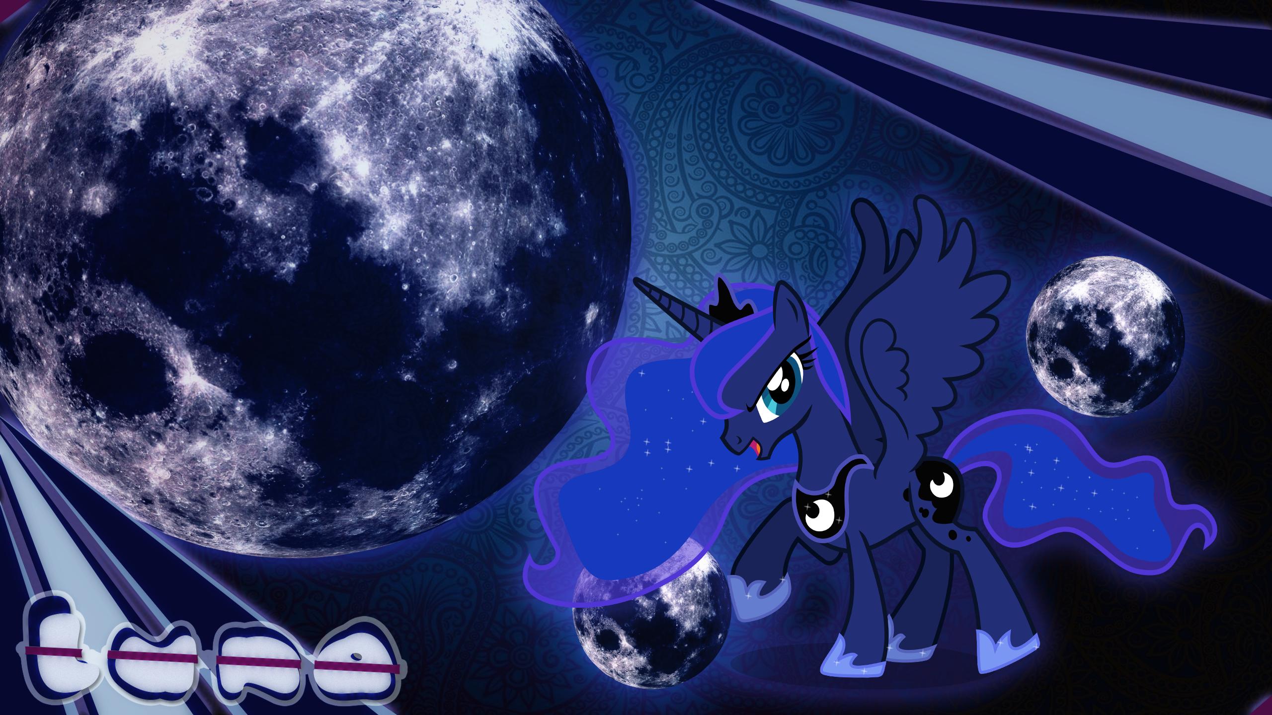 Luna wallpaper by skrayp