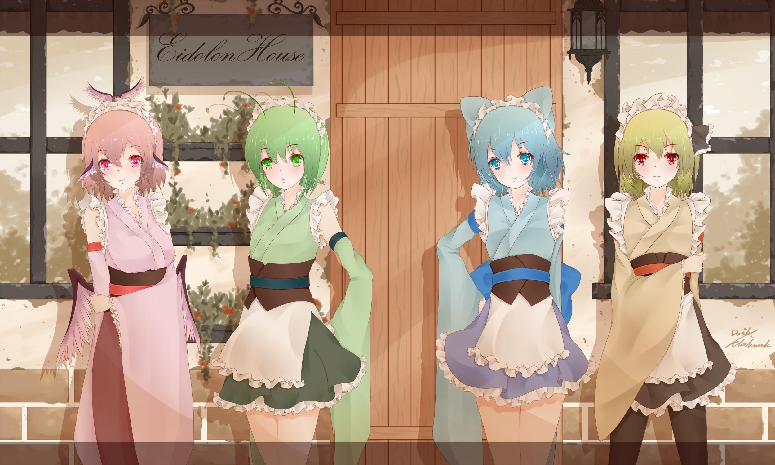 東方喫茶店 by Dusk-Clockwork