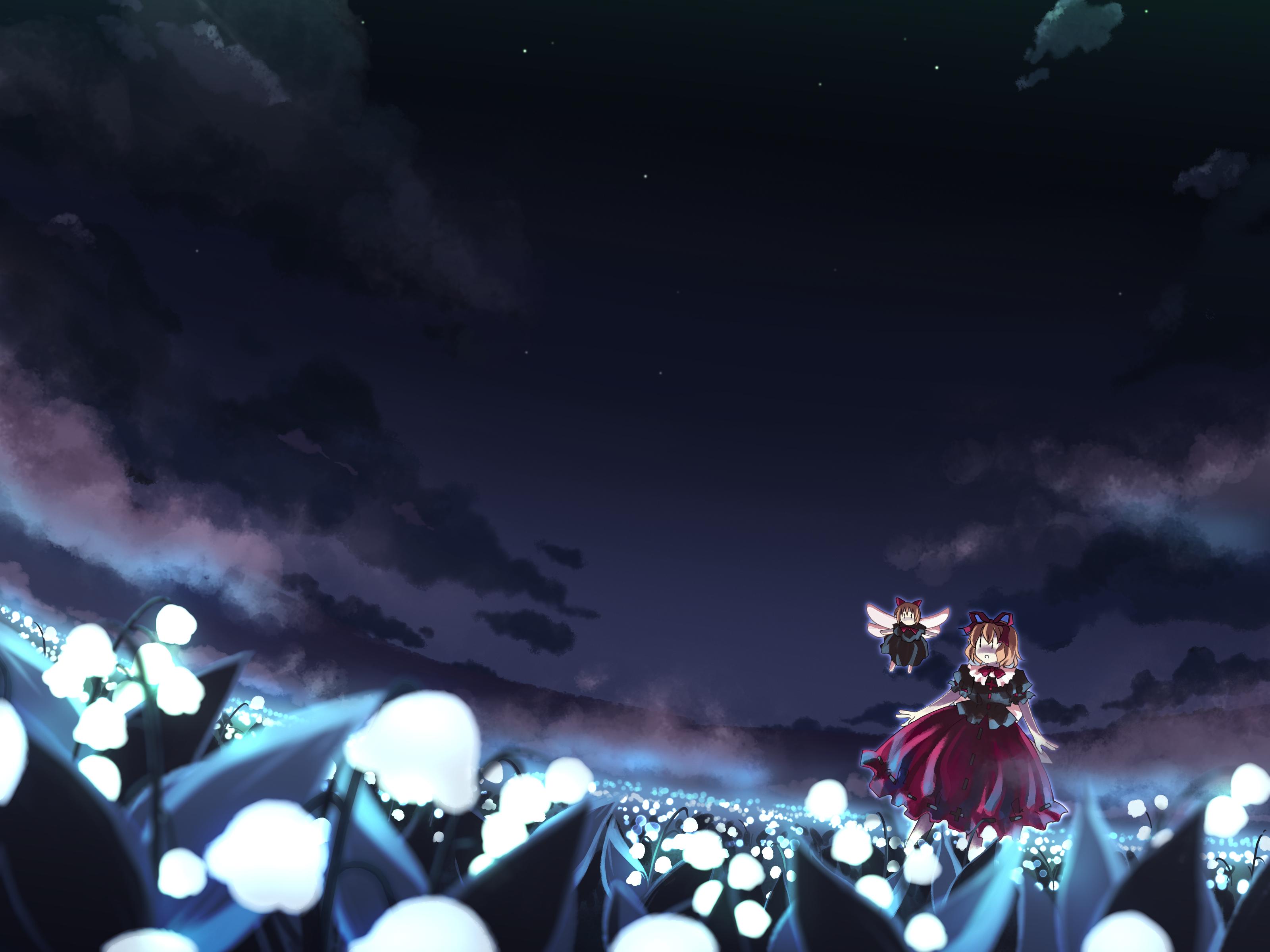 Medicine Melancholy & Su-san by uki