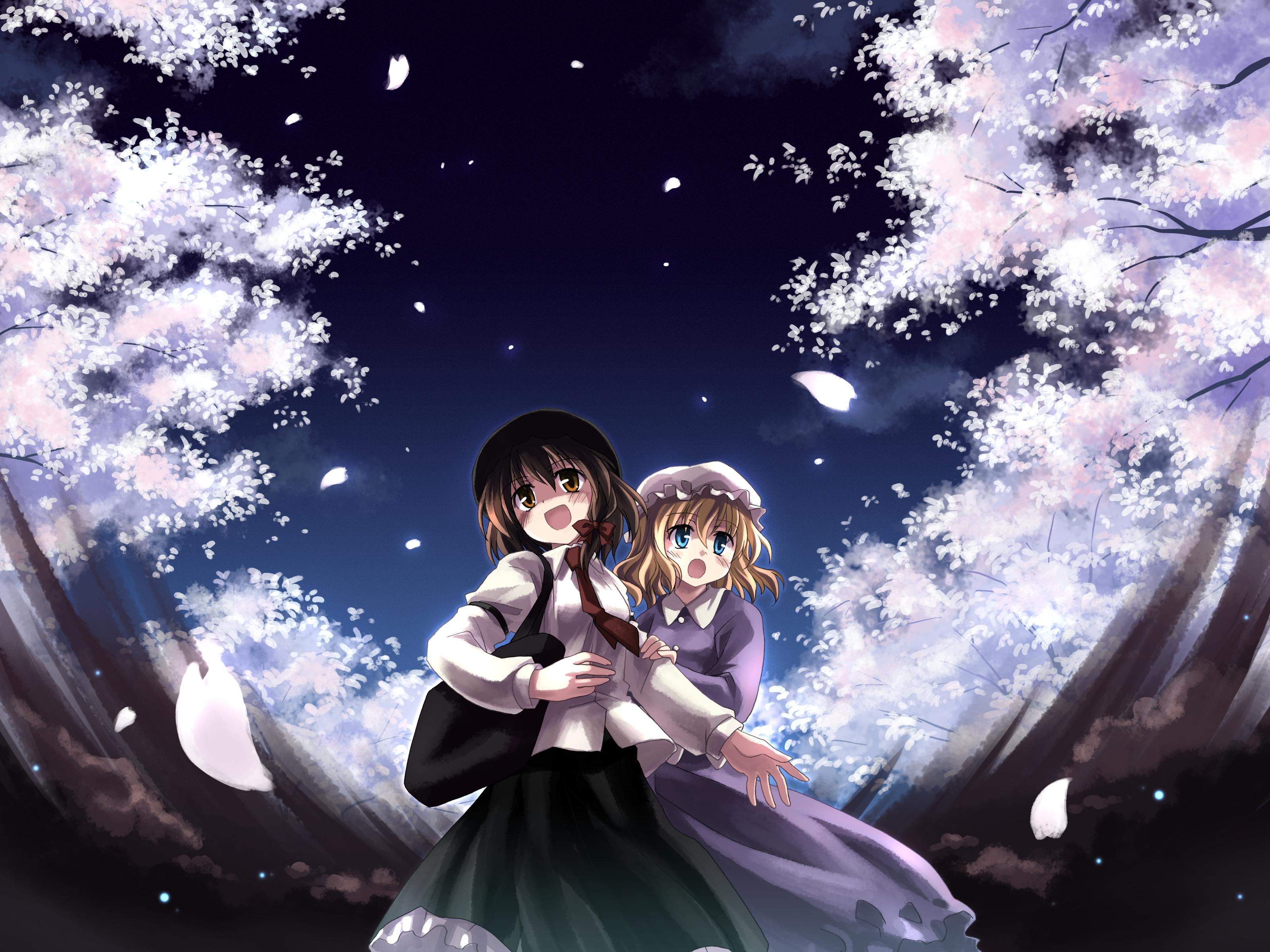 Usami Renko & Maribel Han by uki