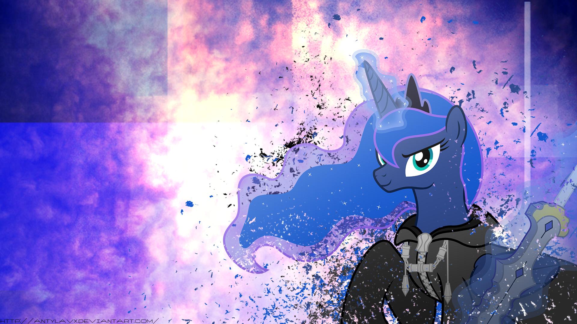 Grand Master Luna by AntylaVX and Jackos92