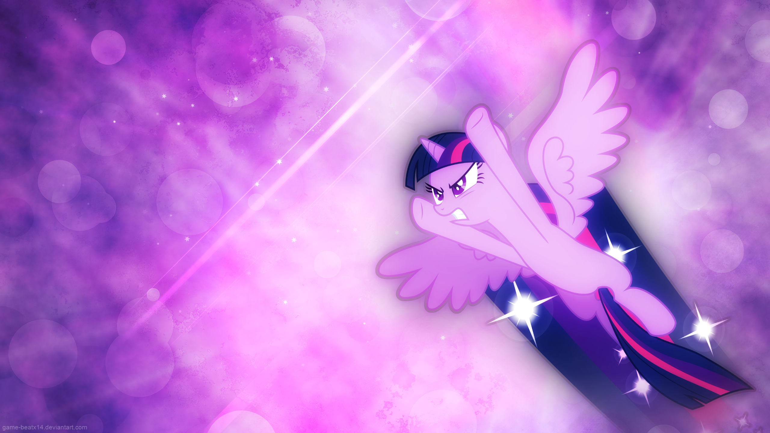 Flylight Sparkle by CaliAzian and Game-BeatX14