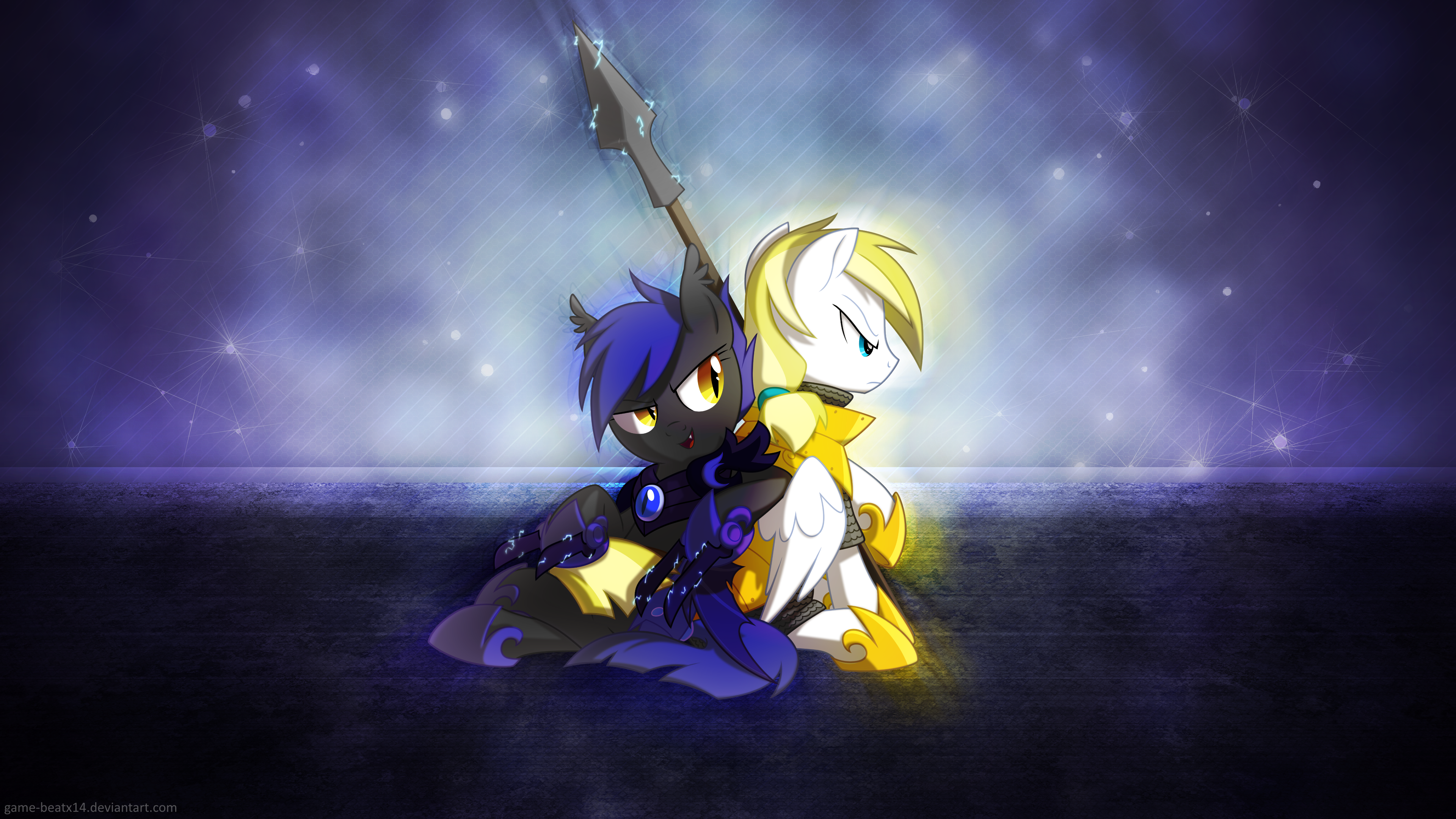 Guardians of Night and Day by Equestria-Prevails and Game-BeatX14