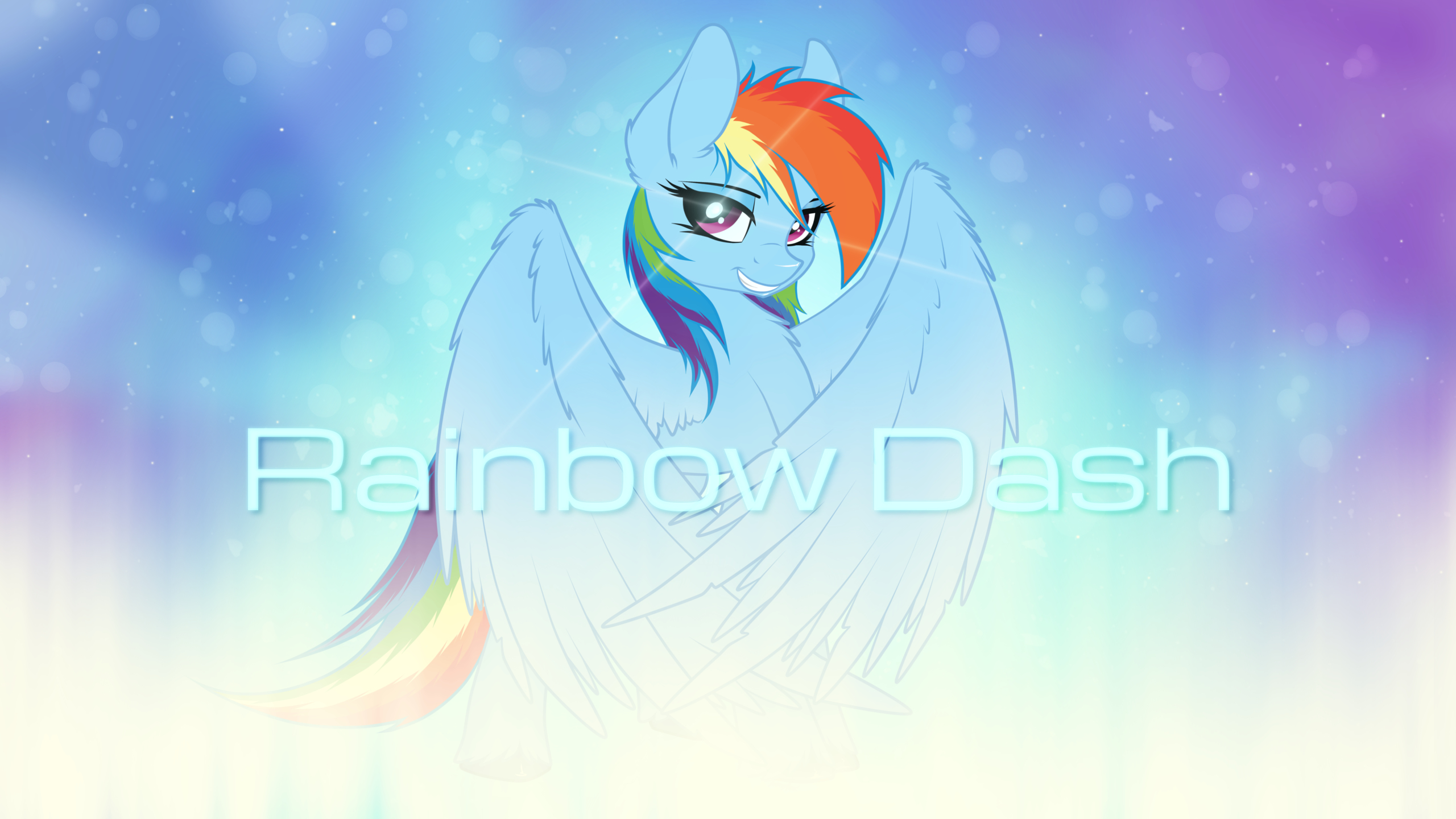 Brighter than a rainbow by sgtwaflez and StrachAttack
