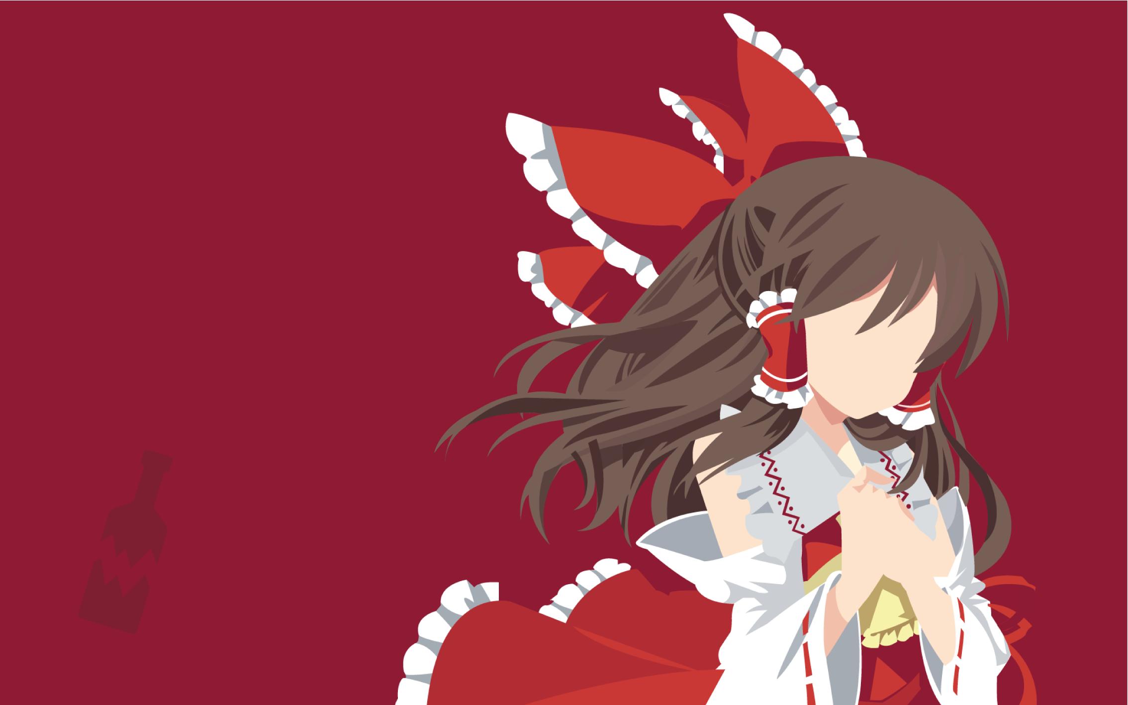 Touhou Project - Reimu Hakurei by TheBrokenBottle