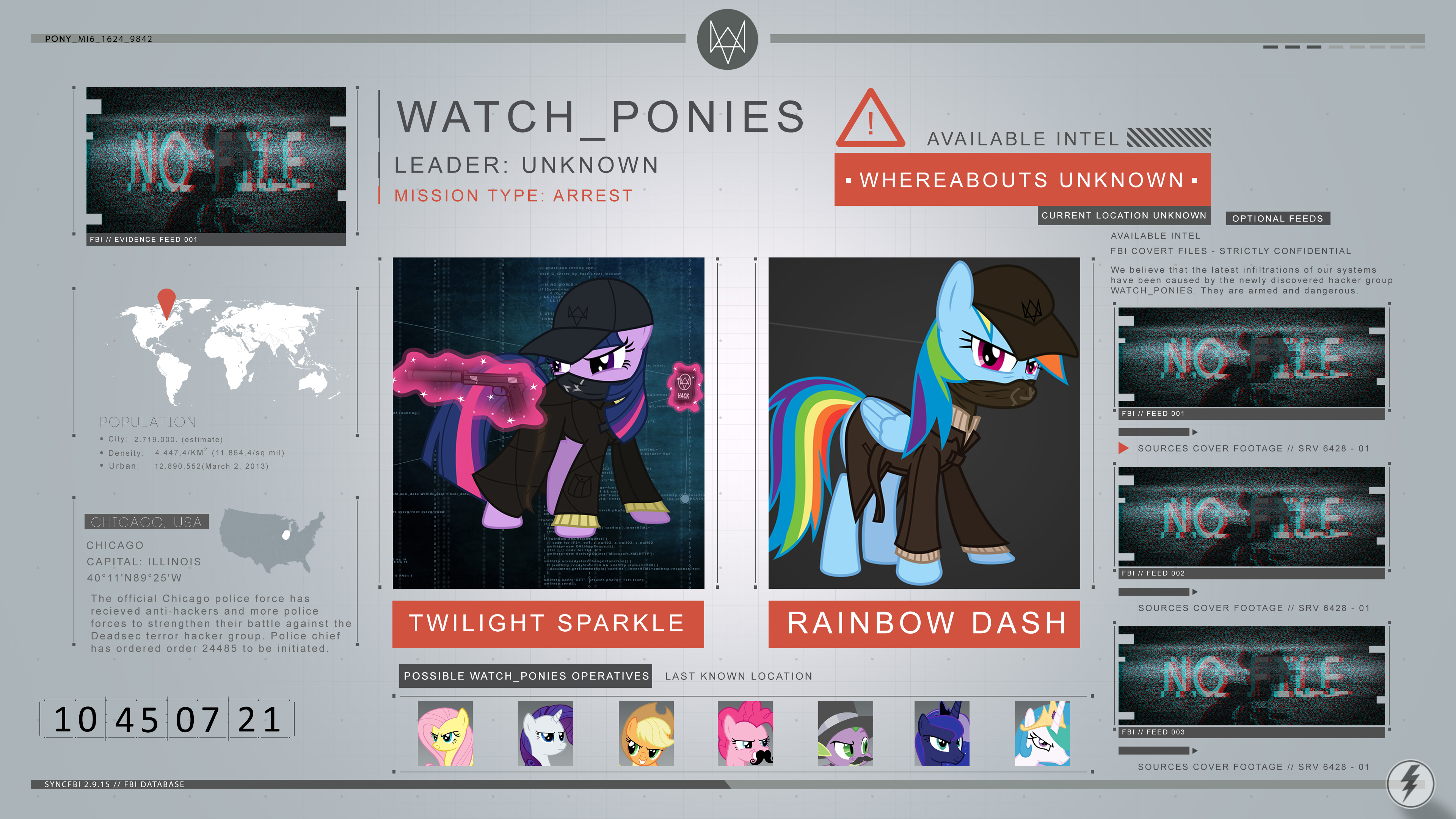 Watch Ponies Wallpaper by animepegasus, AxemGR, BlueAthomBomb, Bolteyboltt, eugene-joe-c, IIThunderboltII, Jackos92, Korsoo, landBOOM, Lexuzieel and SpinnyHat