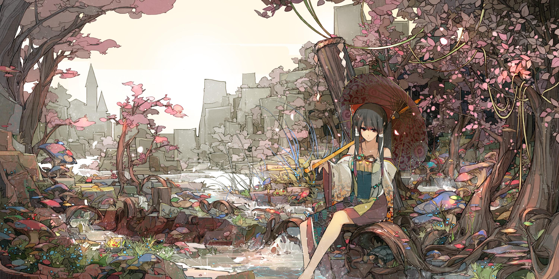 初夏 by manabi